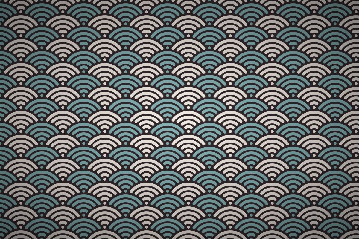 Japanese Wave Print Wallpapers Top Free Japanese Wave Print Backgrounds Wallpaperaccess