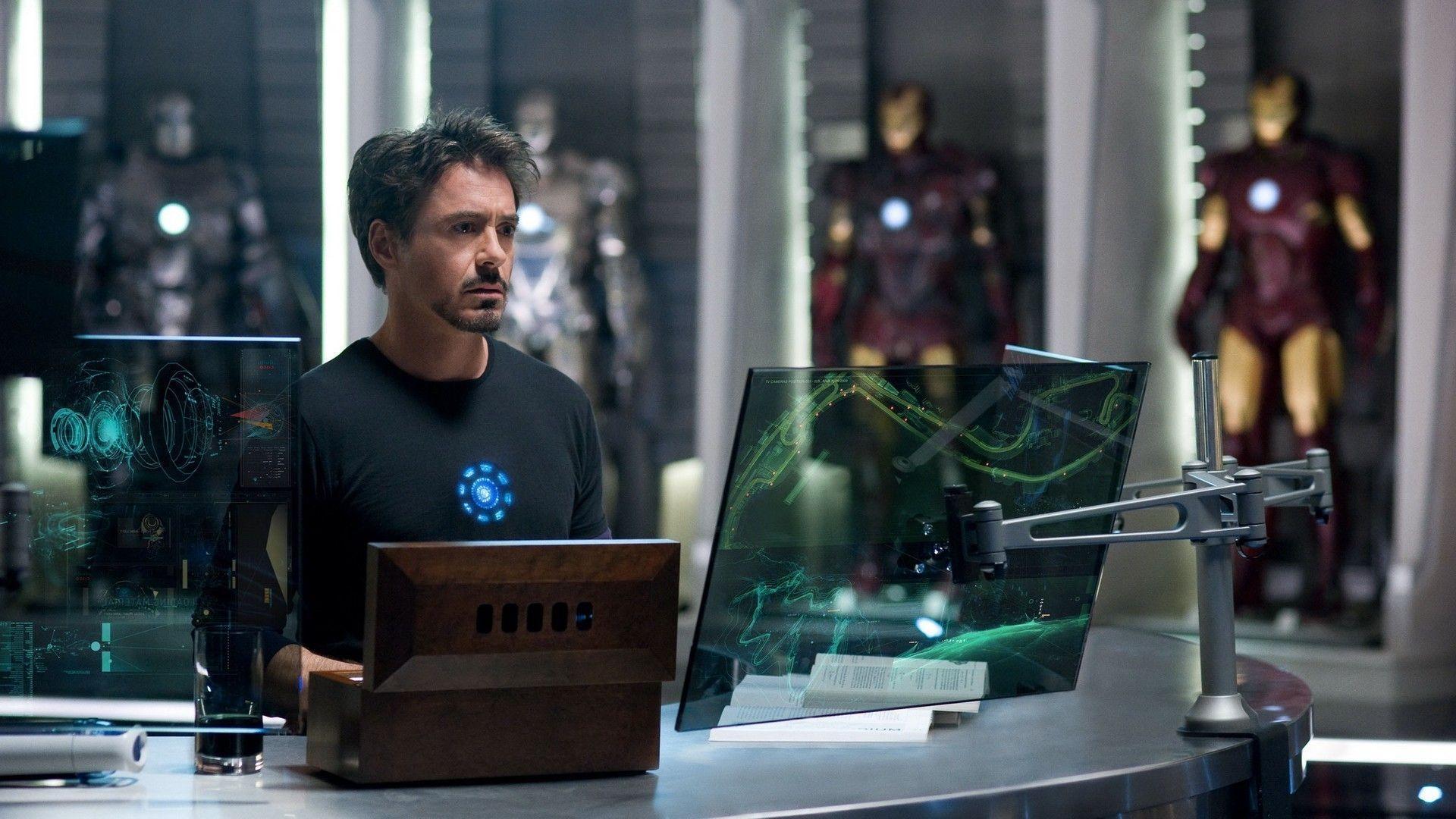 Tony Stark Wallpapers Top Free Tony Stark Backgrounds Wallpaperaccess