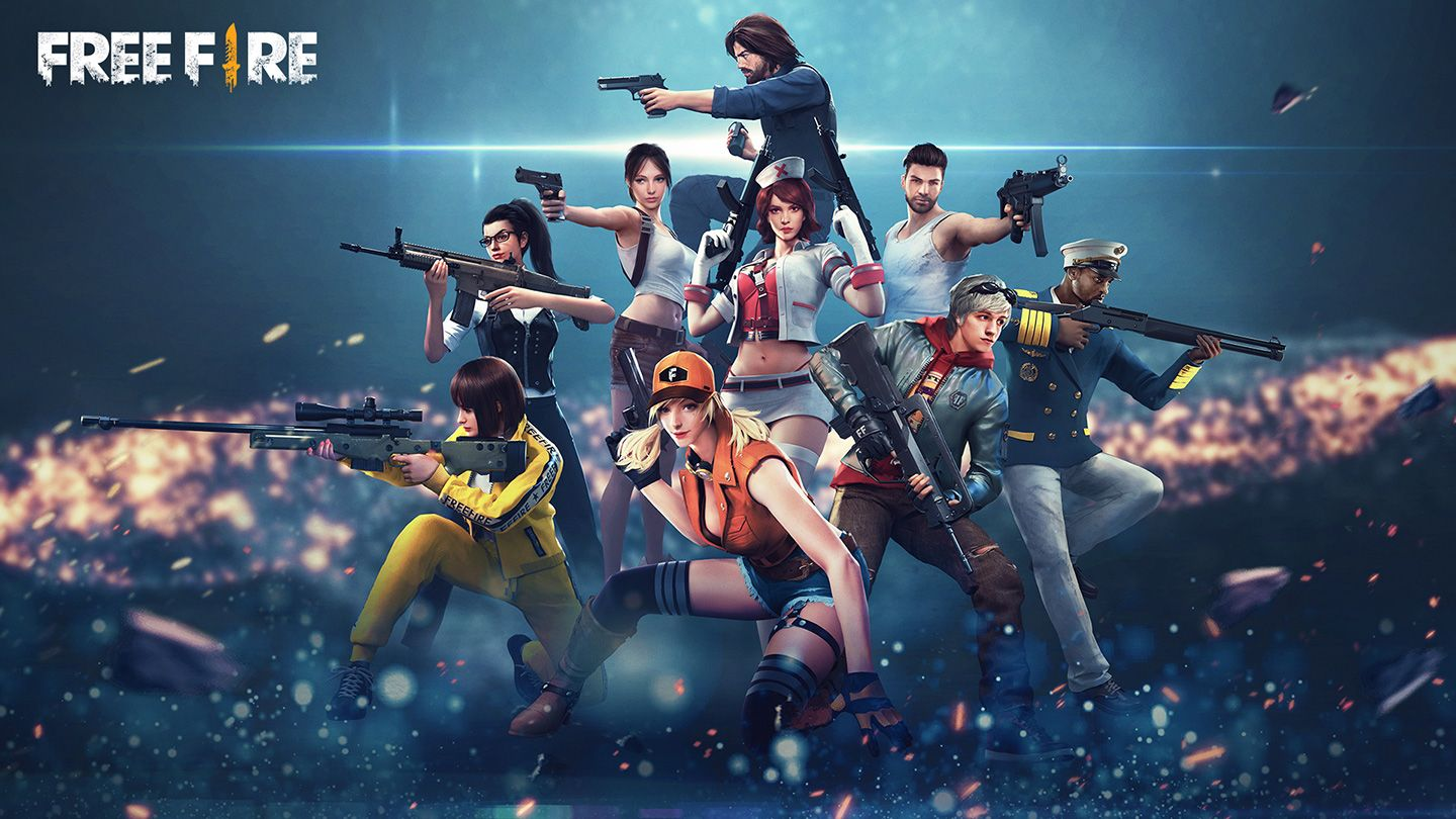 Free Fire 3D Wallpapers Top Free Free Fire 3D Backgrounds