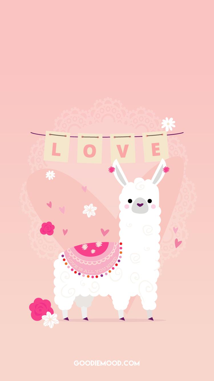 Cute Alpaca Wallpapers Top Free Cute Alpaca Backgrounds