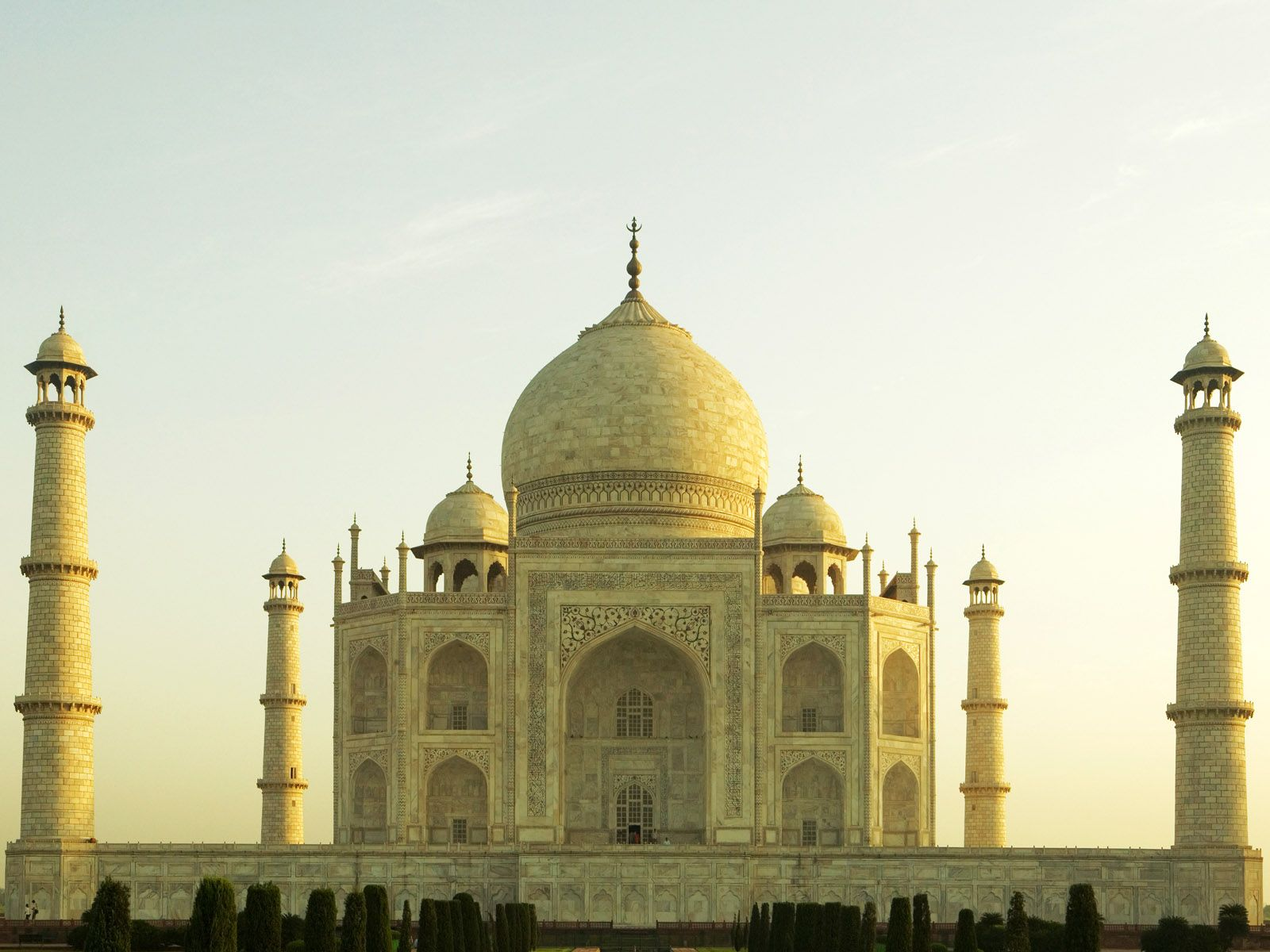 Taj Mahal Wallpapers Top Free Taj Mahal Backgrounds Wallpaperaccess