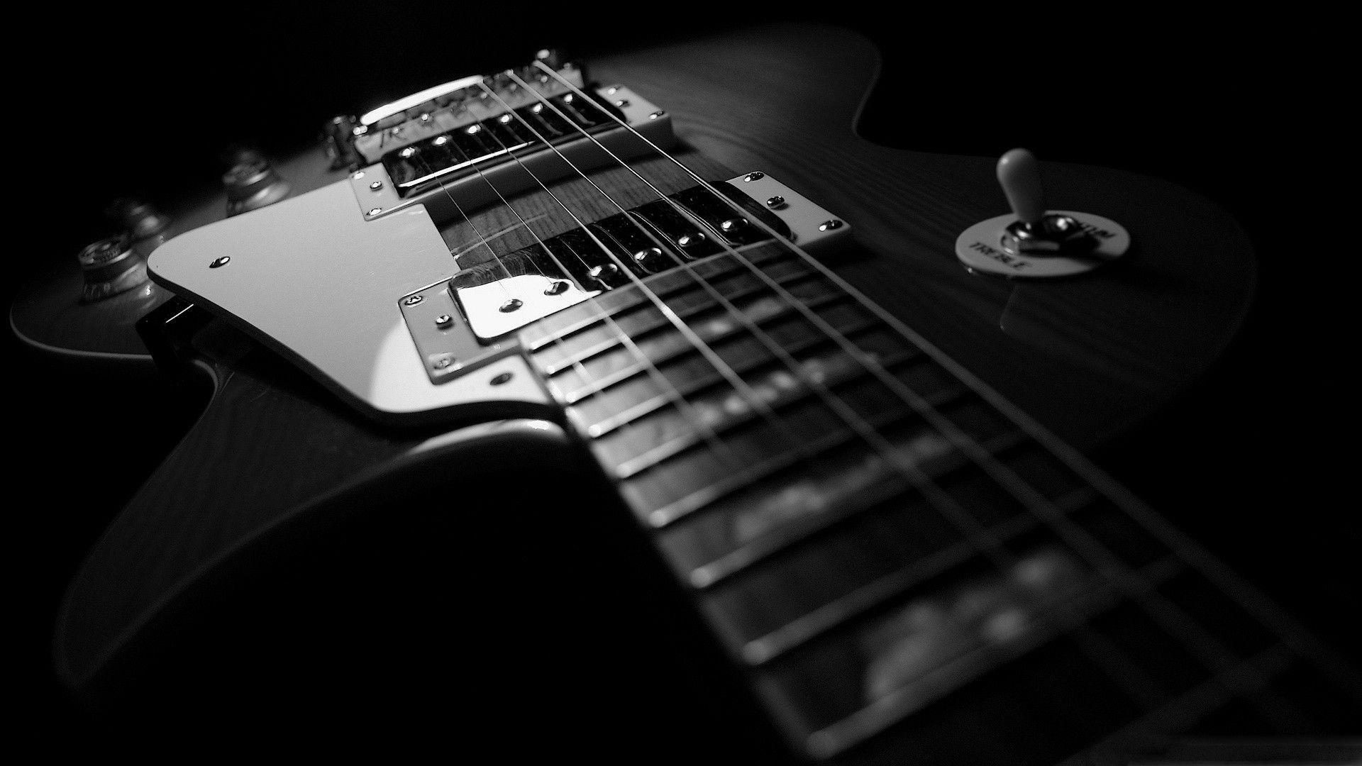 Electric Guitar Wallpapers - Top Free