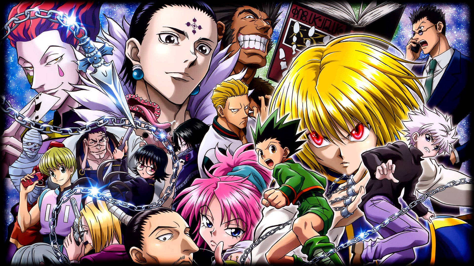 Hunter X Hunter Wallpapers Top Free Hunter X Hunter Backgrounds