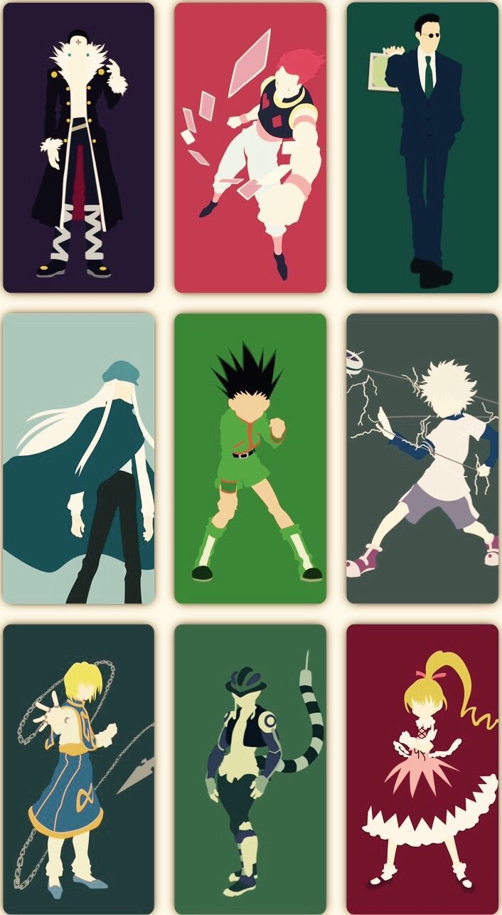 Hunter X Hunter Wallpapers Top Free Hunter X Hunter