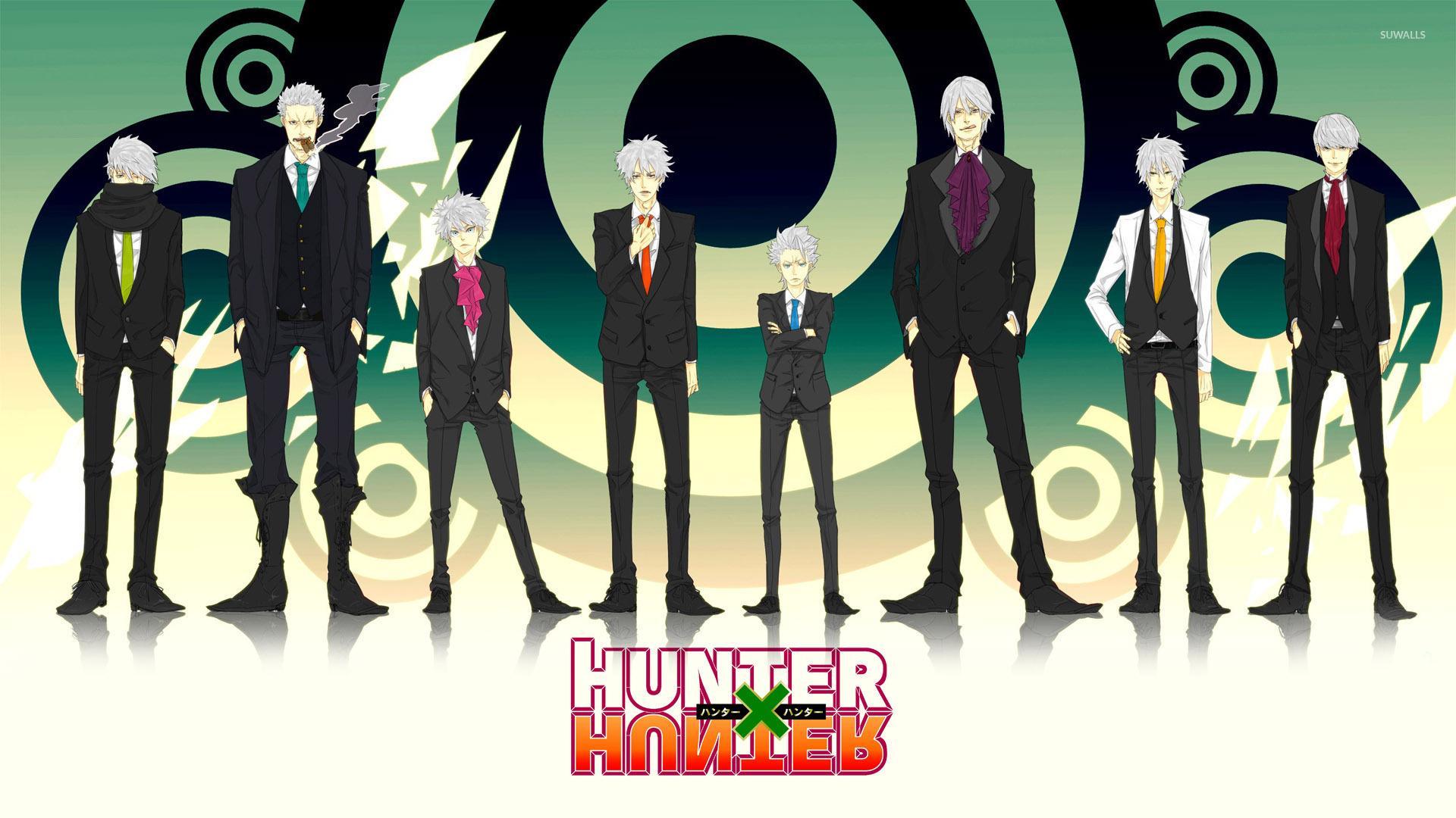 Hunter X Hunter Wallpapers Top Free Hunter X Hunter Backgrounds