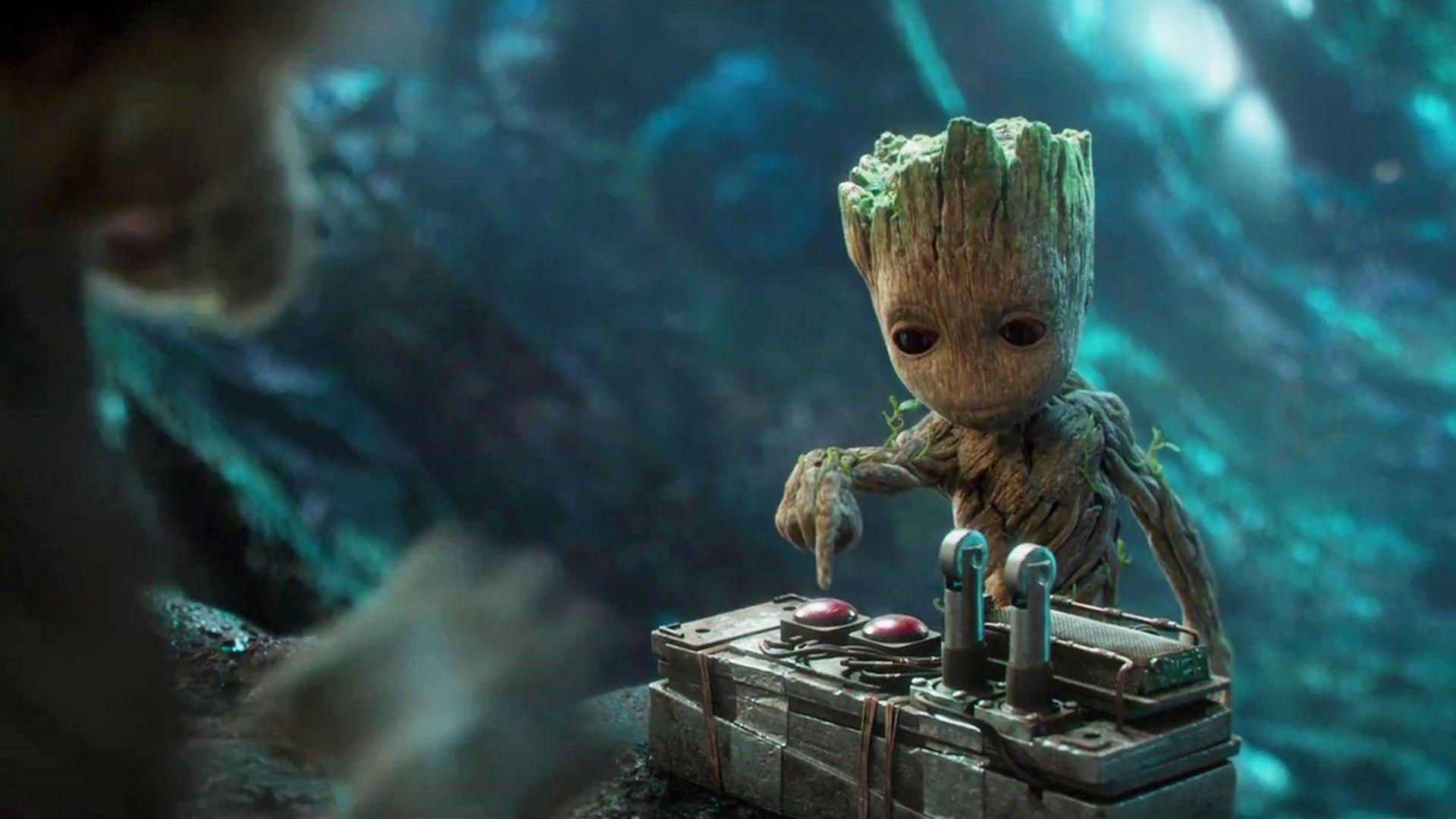 Groot Wallpapers Top Free Groot Backgrounds Wallpaperaccess