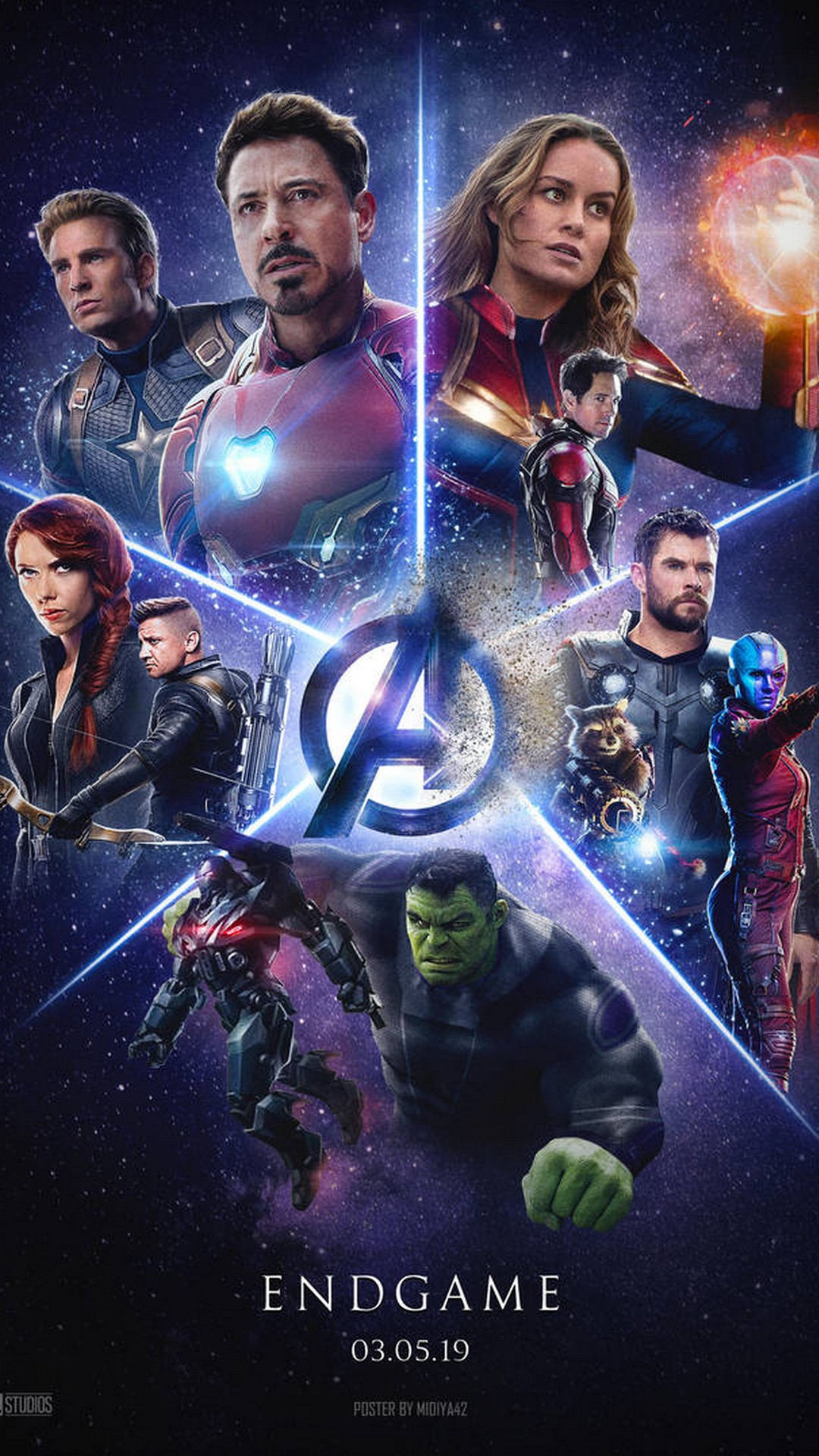 Avengers Endgame Wallpaper Hd 22 Avengers Endgame