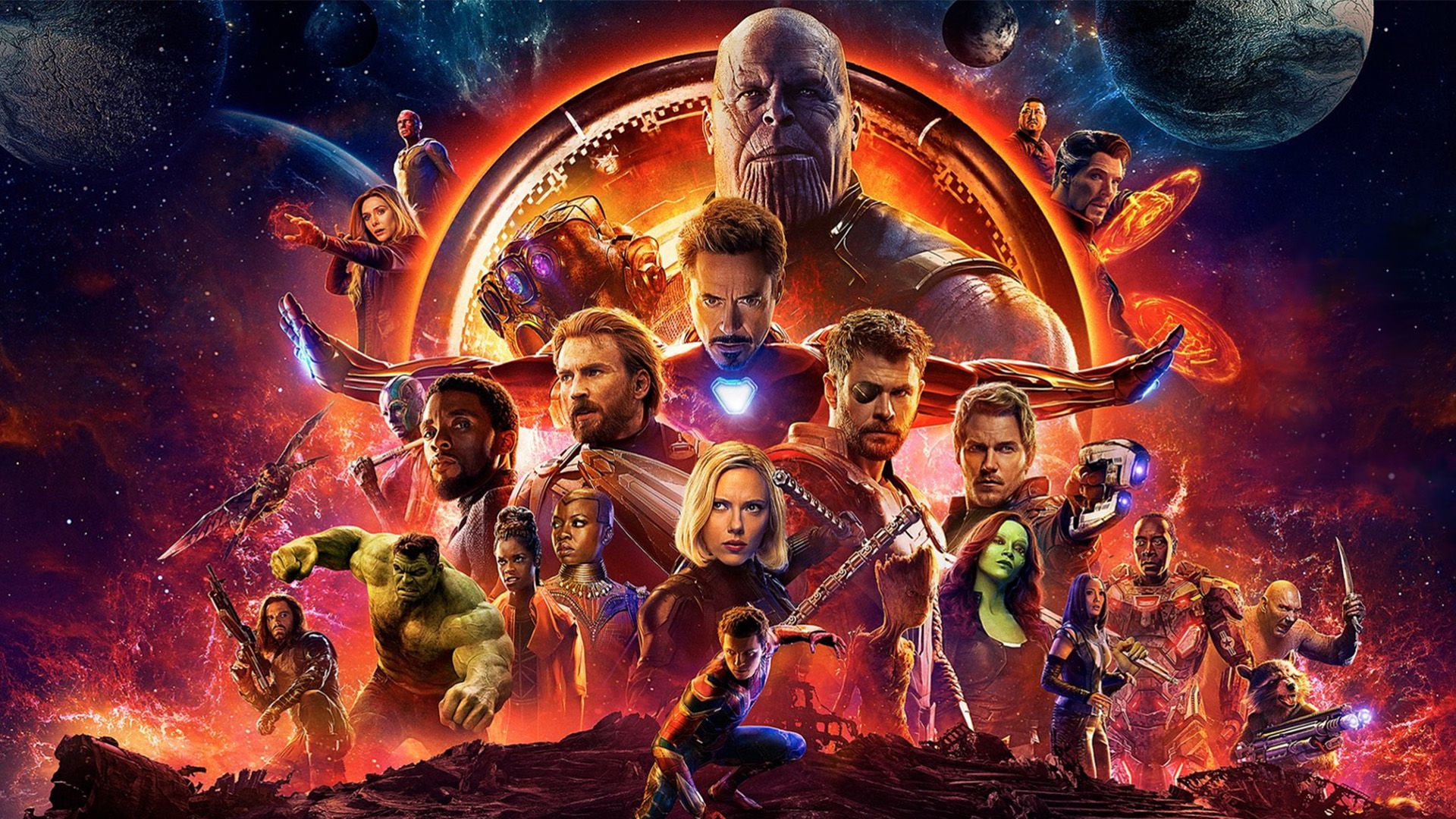 Avengers Endgame Laptop Wallpapers Top Free Avengers