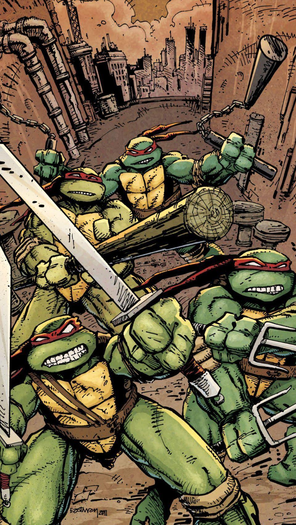 1980s teenage mutant ninja turtles wallpapers top free 1980s teenage mutant ninja turtles - Ninja turtles wallpaper ...