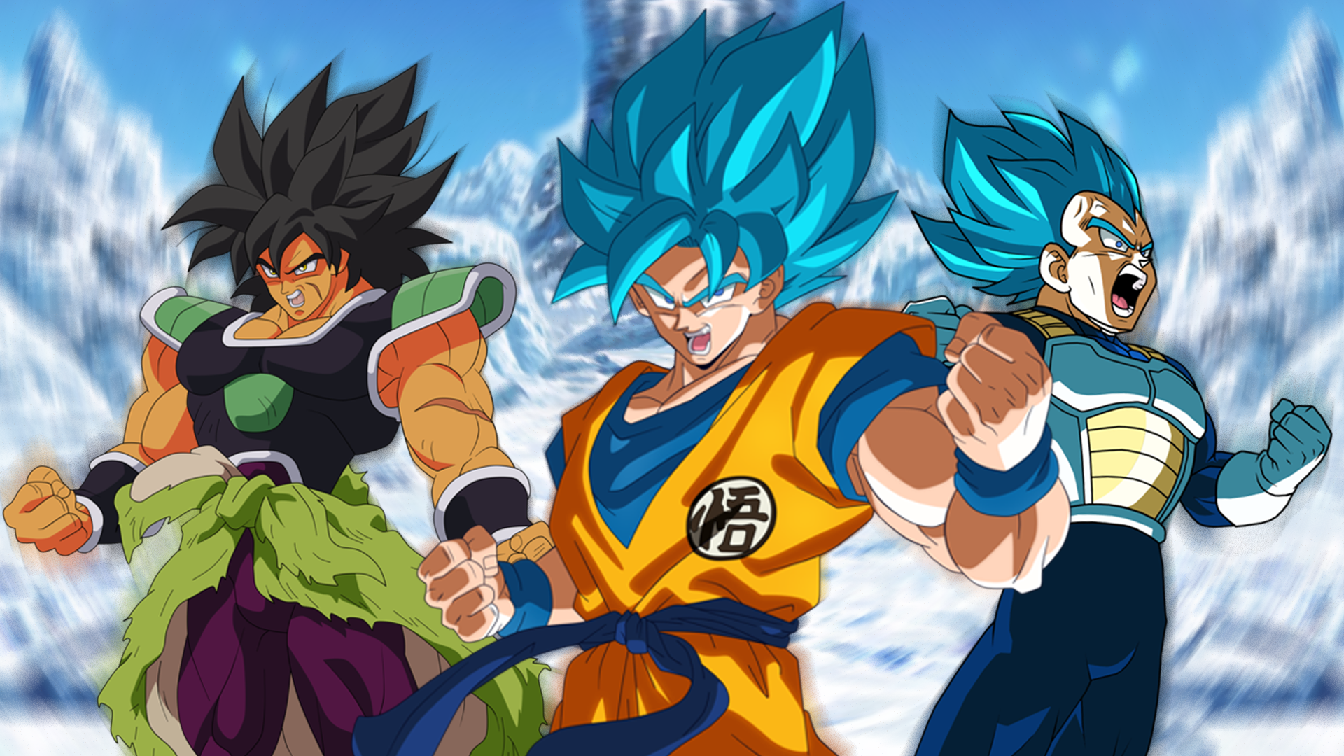 Dragon Ball Super Broly Wallpapers Top Free Dragon Ball