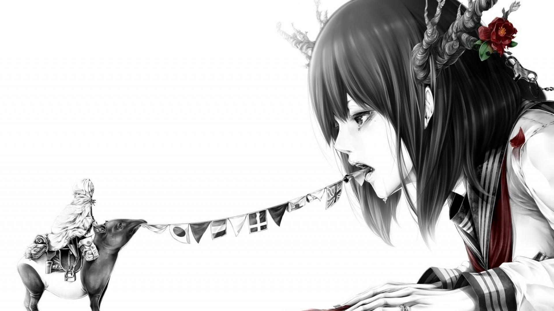 Manga Wallpapers Top Free Manga Backgrounds Wallpaperaccess