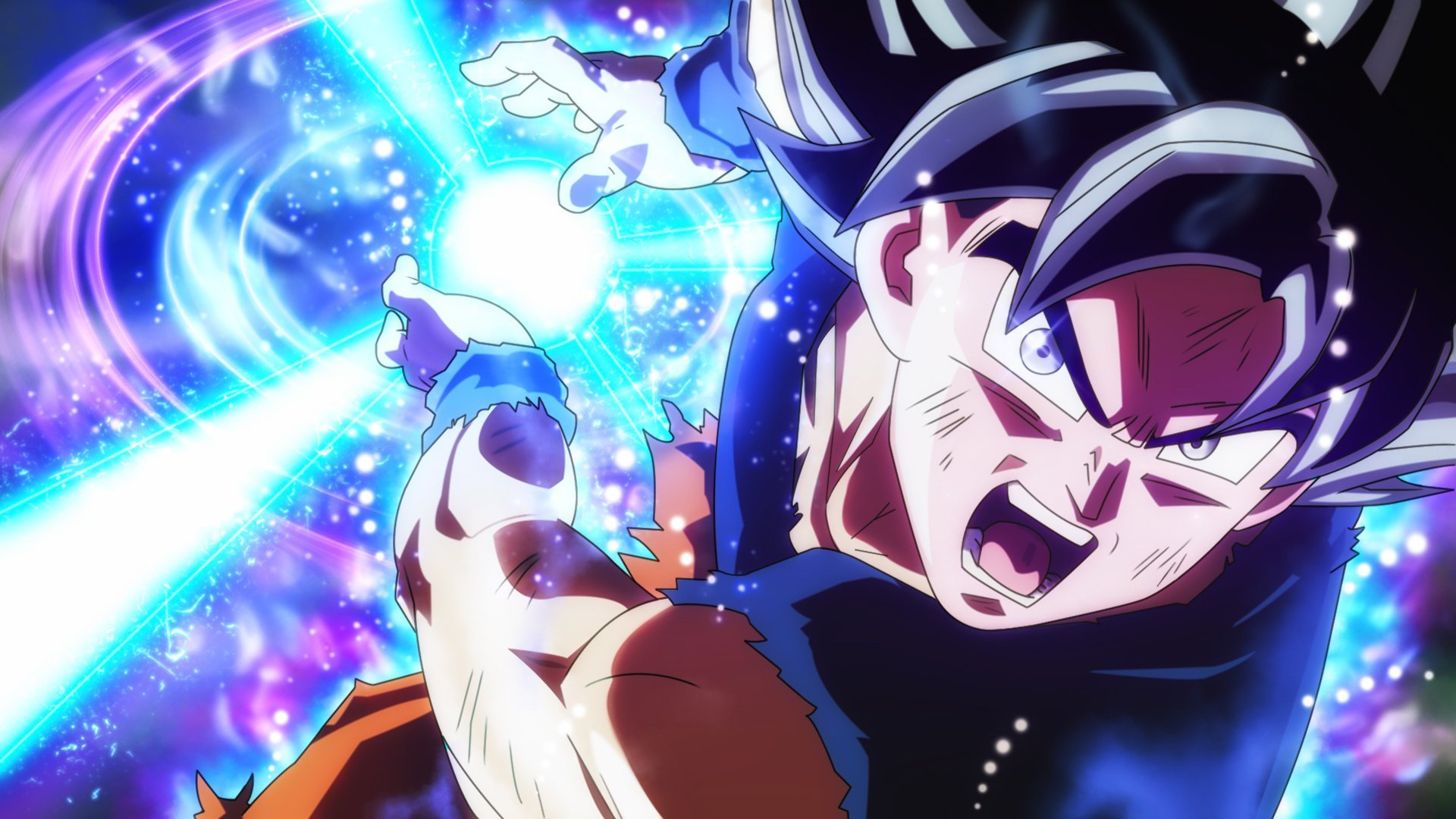 Goku Ultra Instinct Wallpapers Top Free Goku Ultra Instinct
