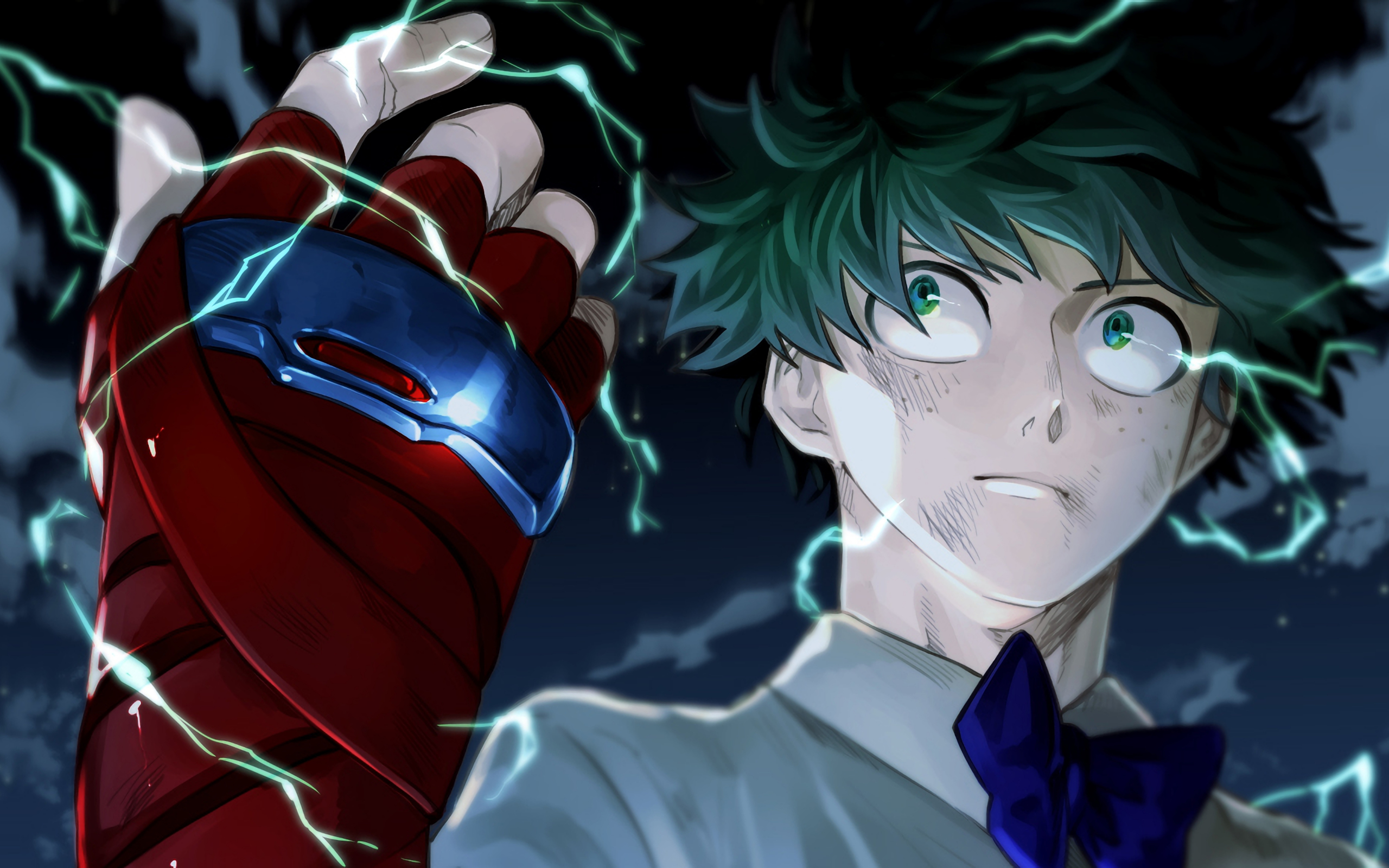 Izuku Midoriya Wallpapers Top Free Izuku Midoriya