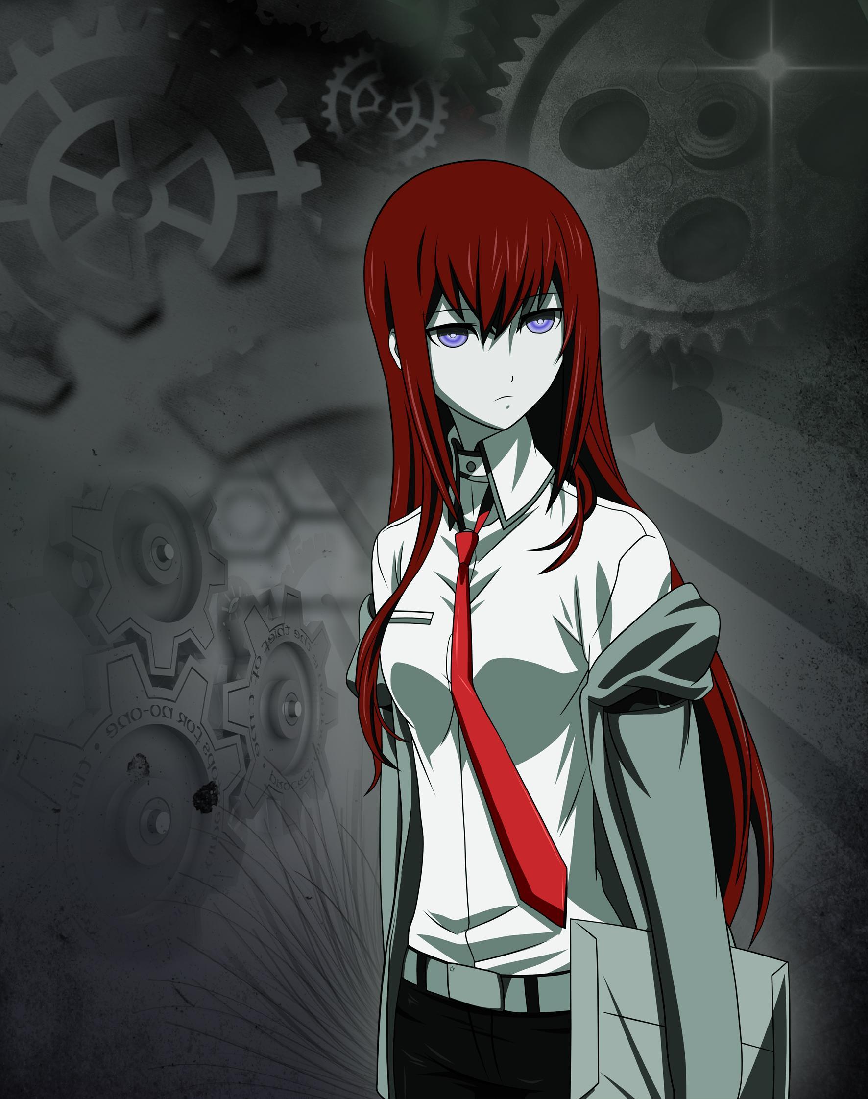 Makise Kurisu Wallpapers Top Free Makise Kurisu