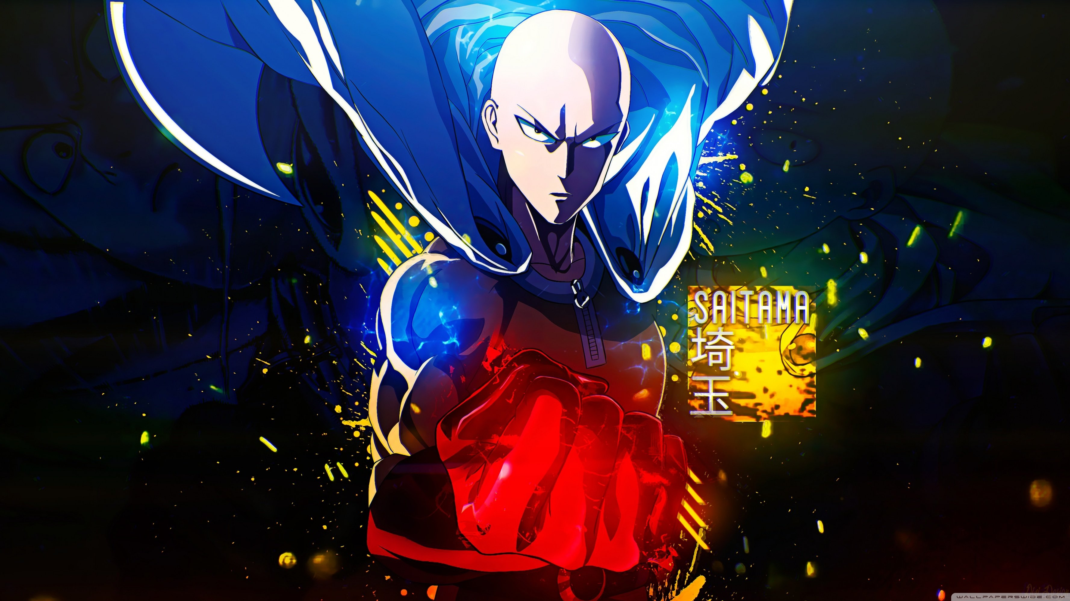 Saitama Wallpapers Top Free Saitama Backgrounds