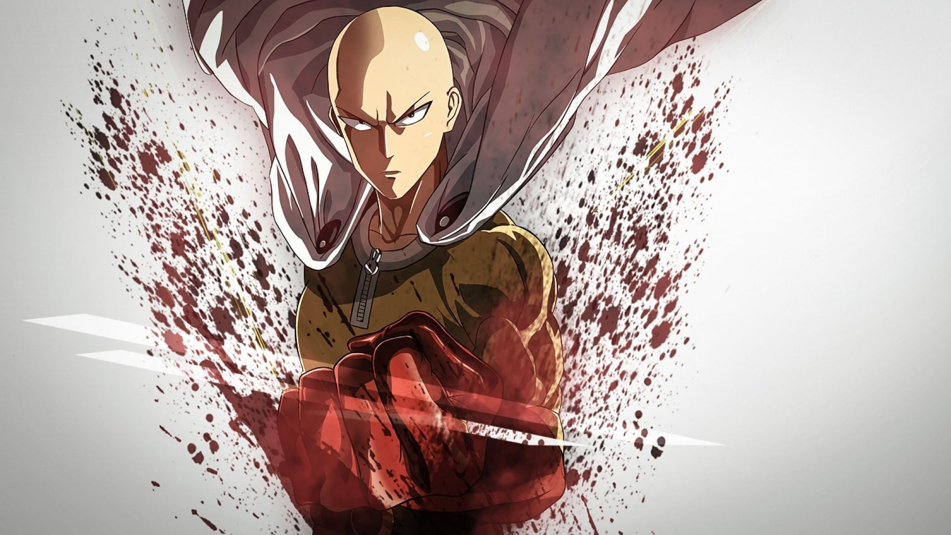 Saitama Wallpapers Top Free Saitama Backgrounds Wallpaperaccess