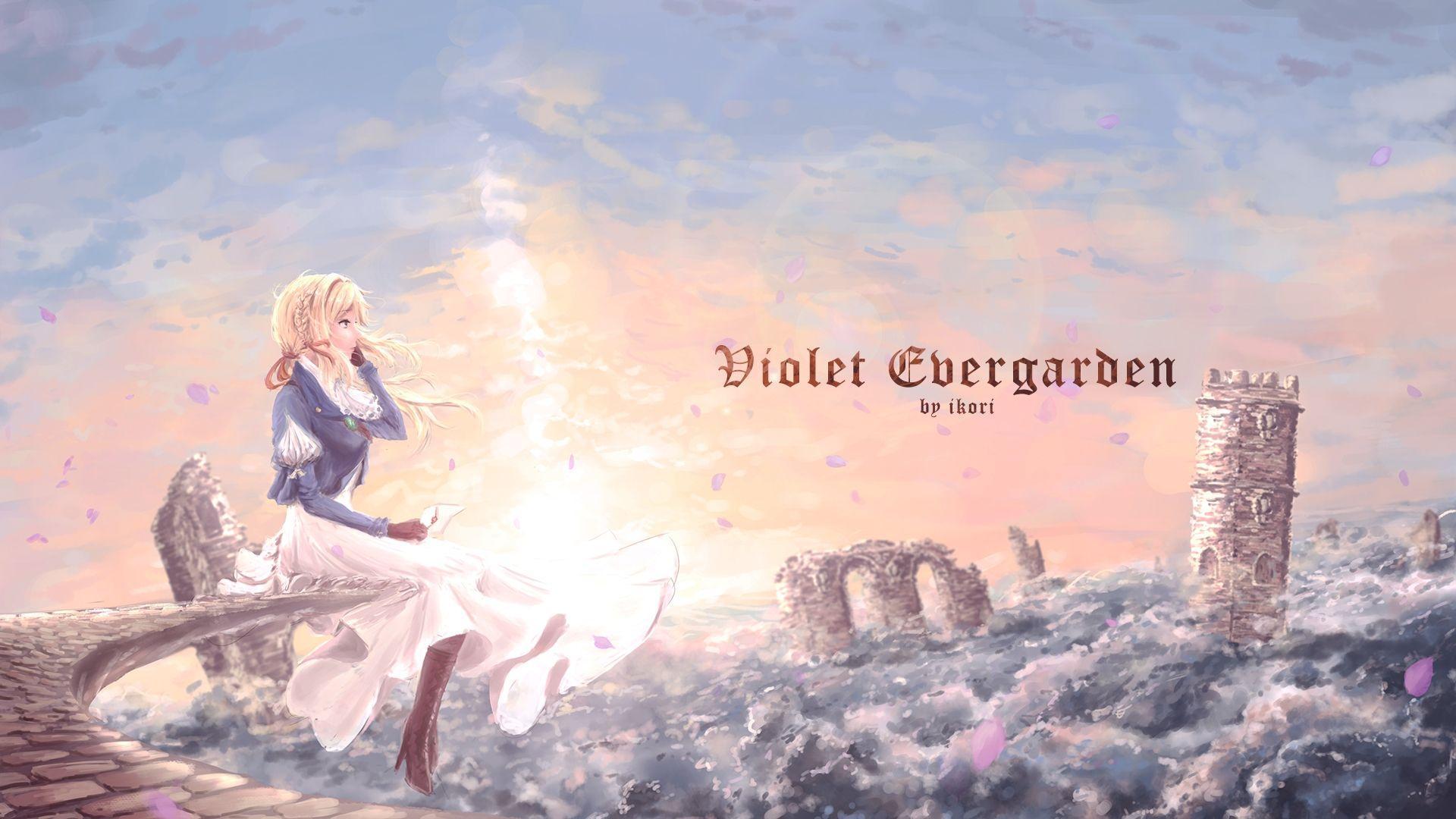 Violet Evergarden Wallpapers Top Free Violet Evergarden