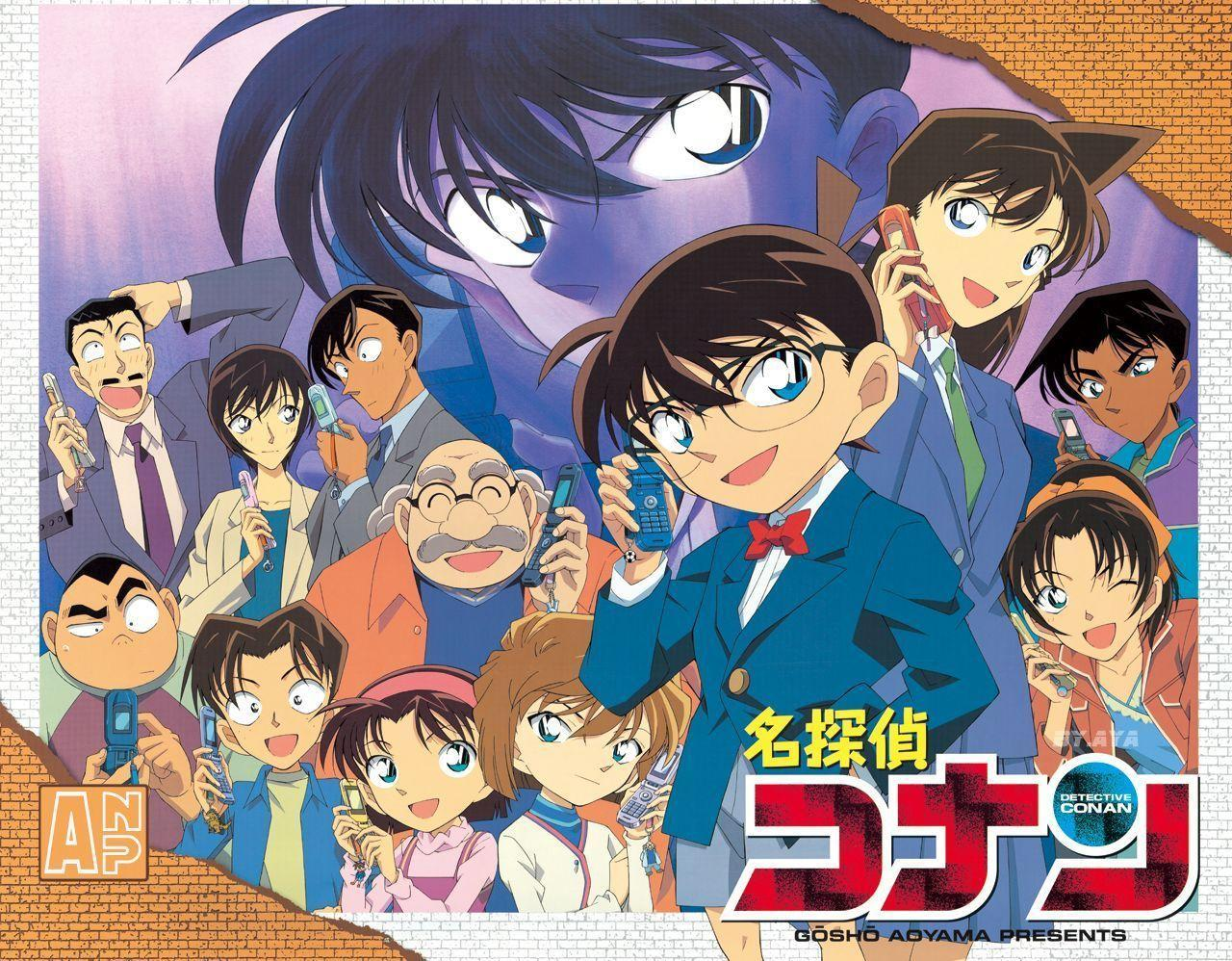 Detective Conan Wallpapers Top Free Detective Conan