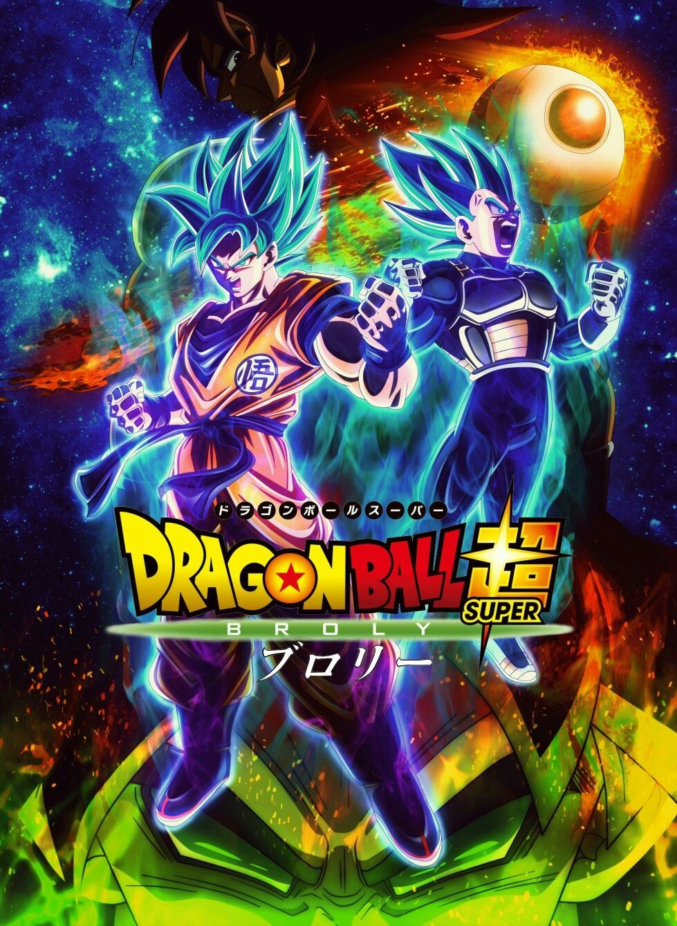 Dragon Ball Super Broly Wallpapers Top Free Dragon Ball Super