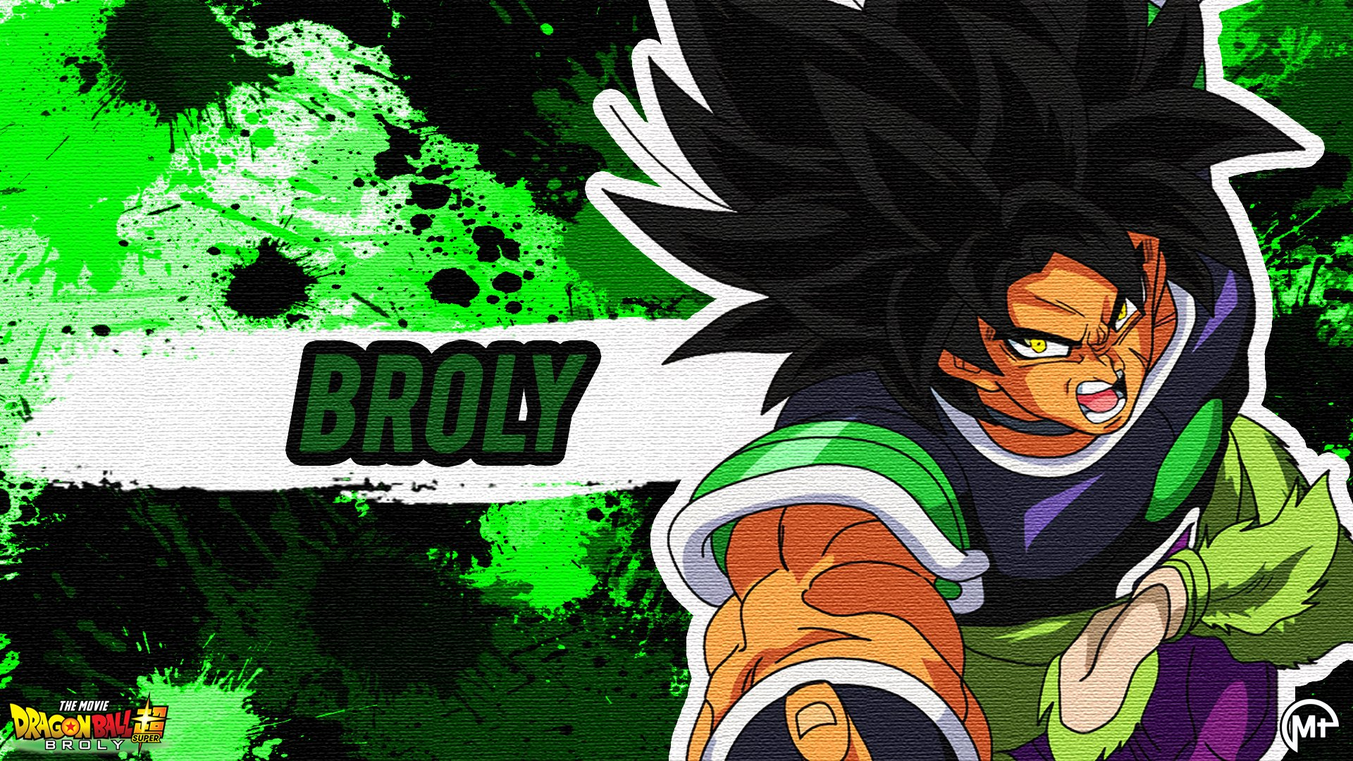 Dragon Ball Broly Wallpapers Top Free Dragon Ball Broly Backgrounds Wallpaperaccess