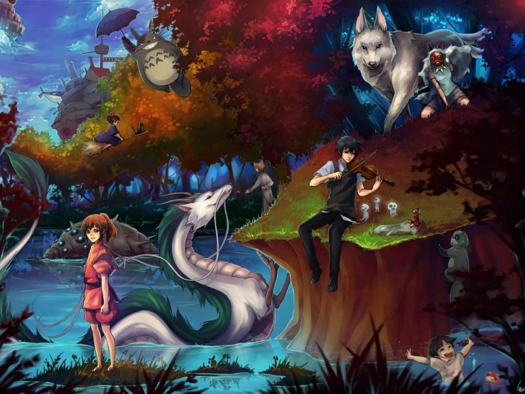 Howl S Moving Castle Wallpapers Top Free Howl S Moving Castle Backgrounds Wallpaperaccess