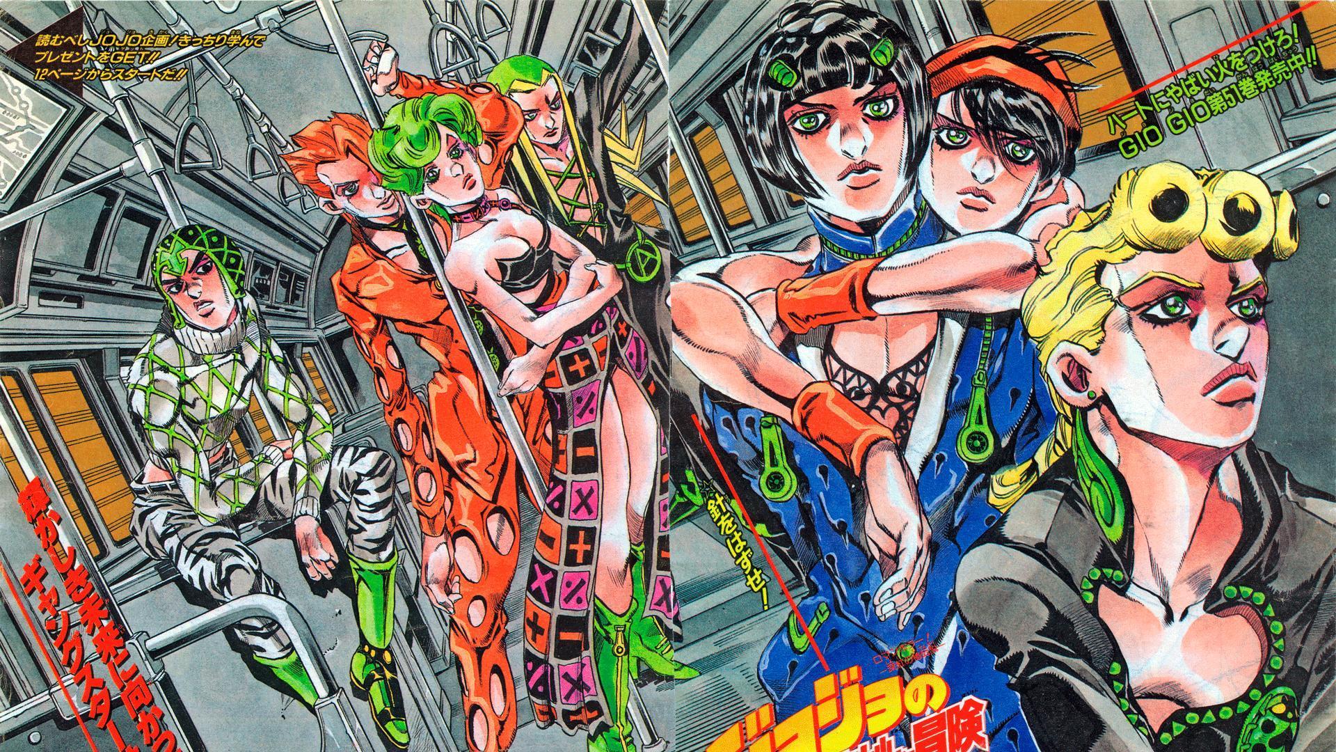 Jojo S Bizarre Adventure Wallpapers Top Free Jojo S Bizarre
