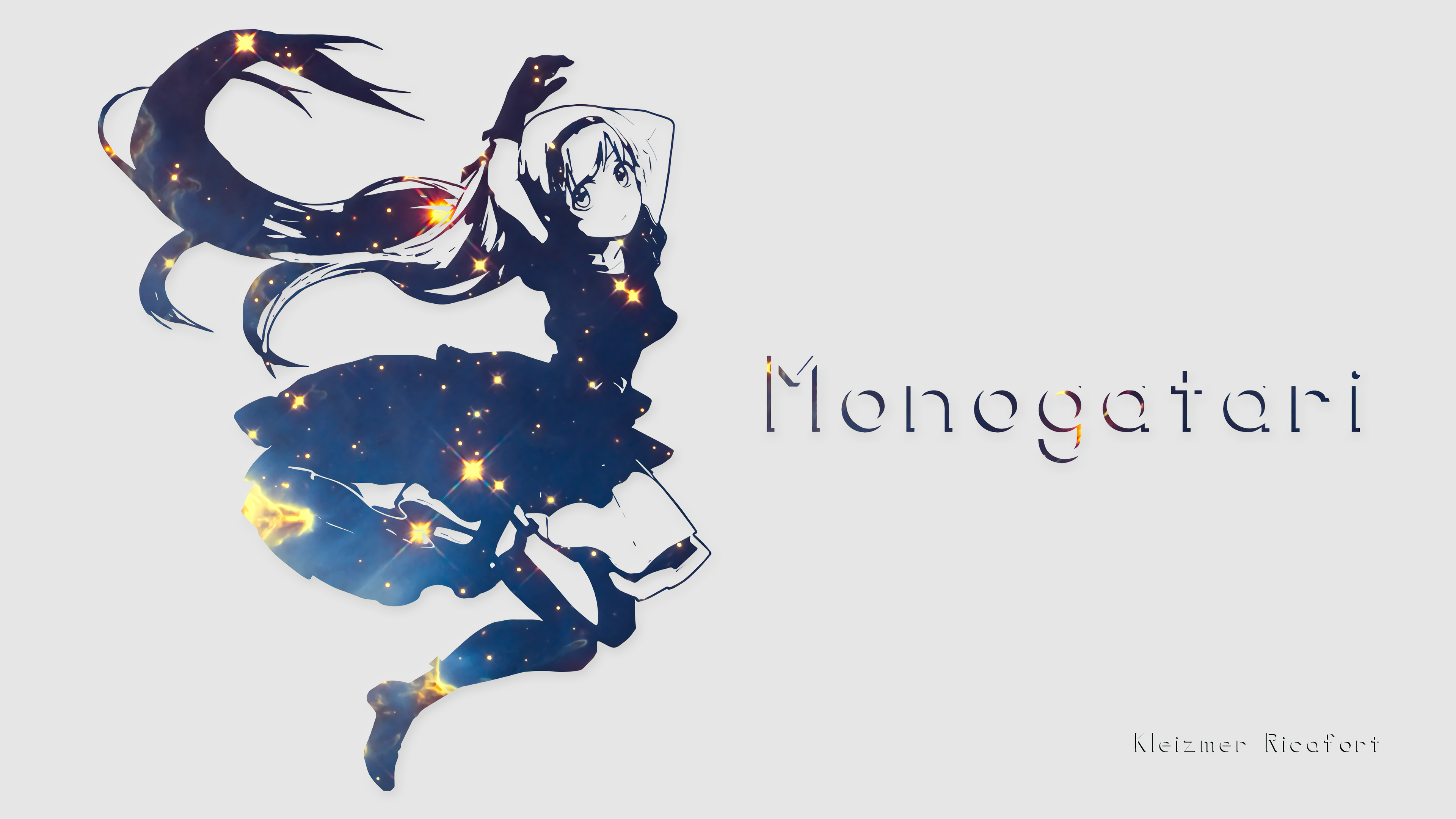 Monogatari Series Wallpapers Top Free Monogatari Series Backgrounds Wallpaperaccess