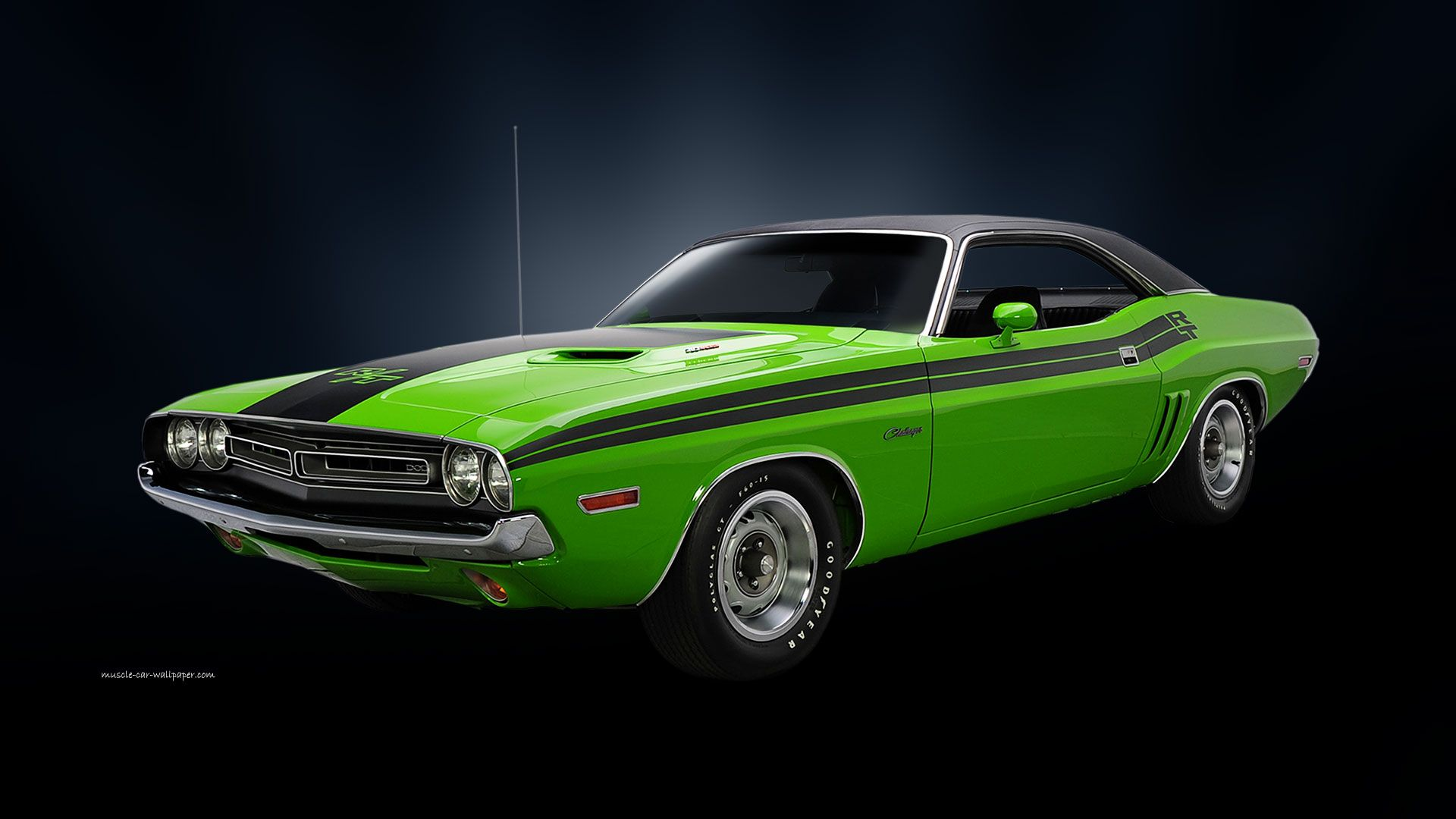 Classic Dodge Muscle Cars Wallpapers - Top Free Classic ...