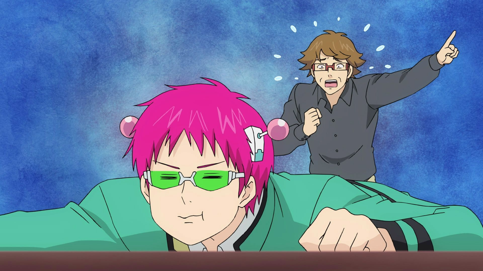 The Disastrous Life Of Saiki K Wallpapers Top Free The Disastrous Life Of Saiki K Backgrounds Wallpaperaccess