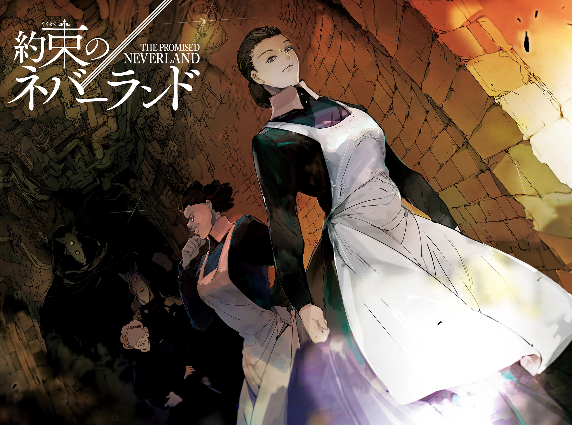 The Promised Neverland Wallpapers Top Free The Promised