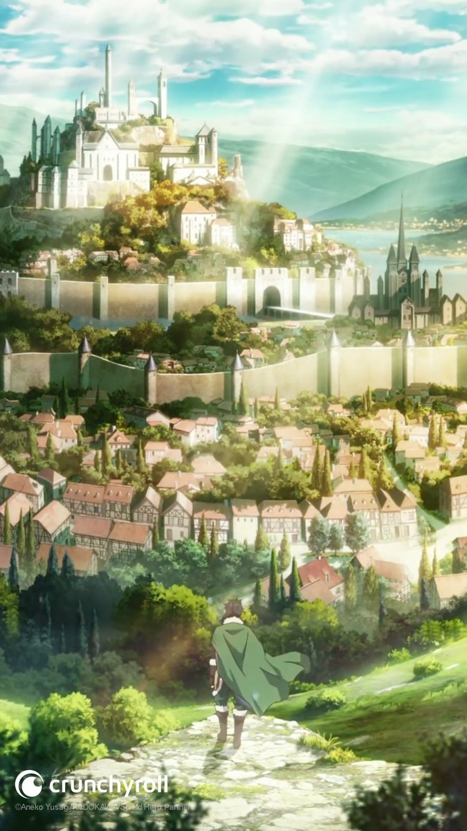 The Rising Of The Shield Hero Wallpapers Top Free The Rising Of