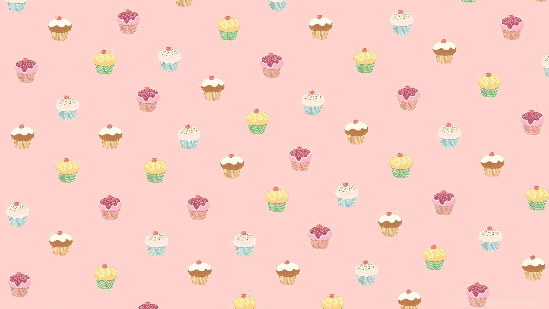 67 Best Free Cute Cupcake Wallpapers