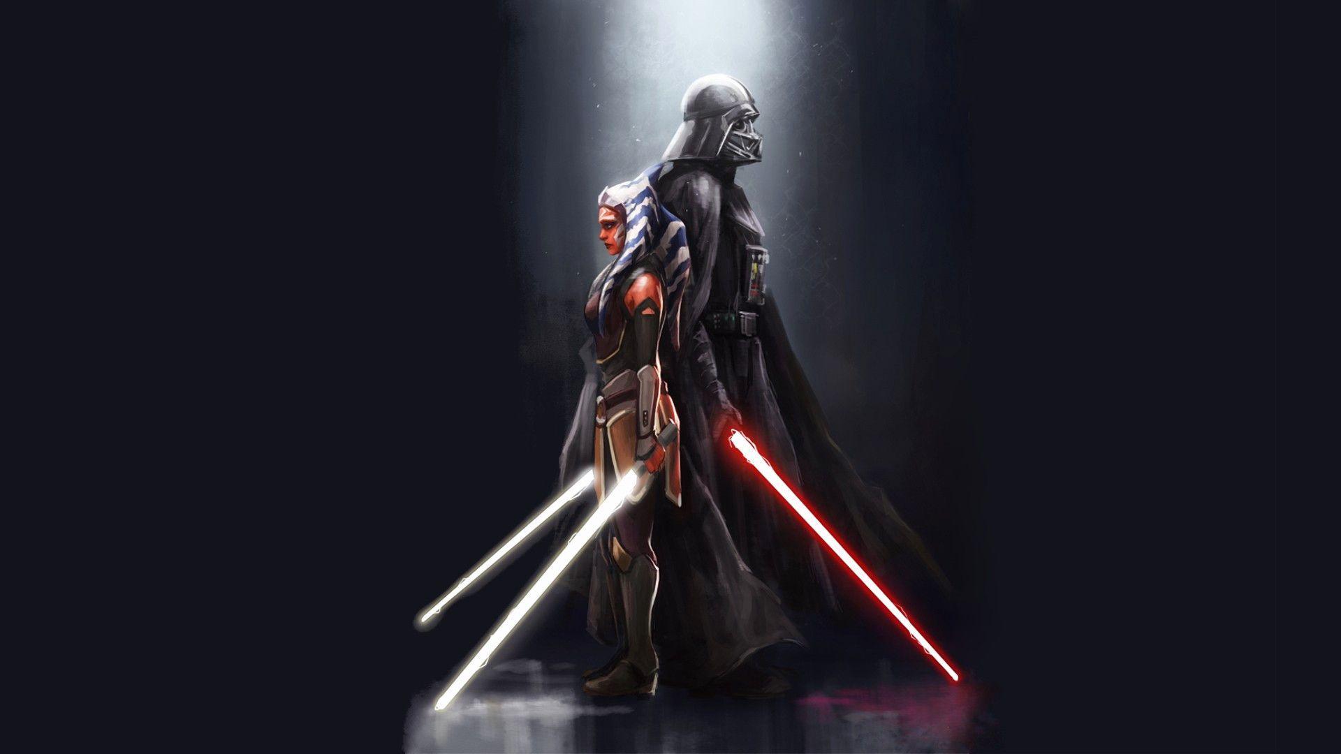 Vader Wallpaper 4k Nosirix