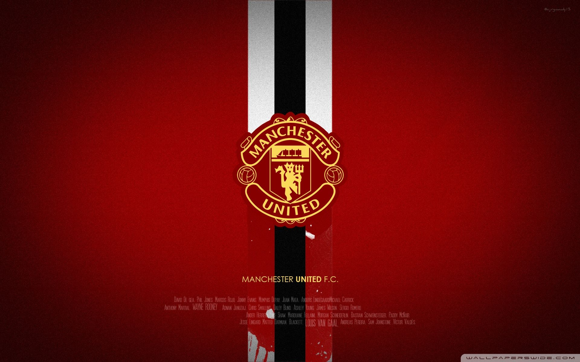 Manchester United Wallpapers Top Free Manchester United Backgrounds Wallpaperaccess