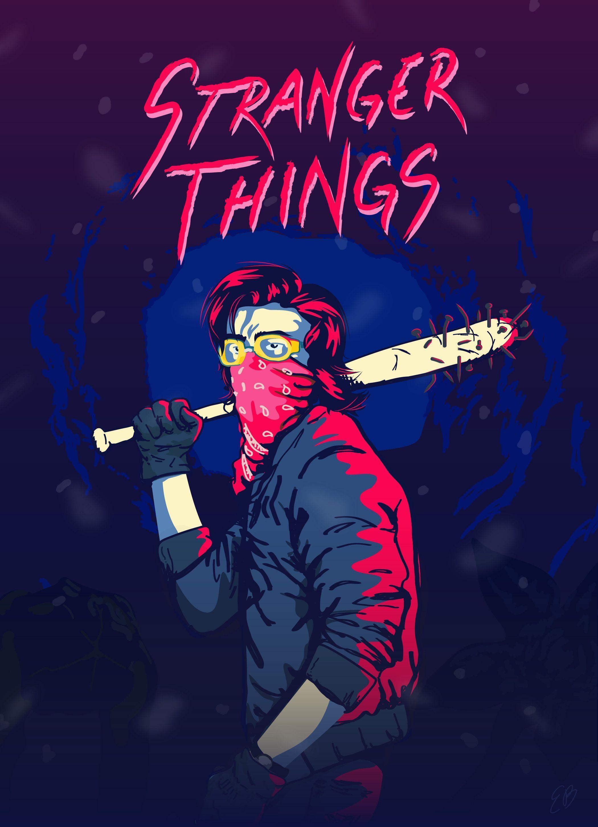 Stranger Things Wallpapers Top Free Stranger Things