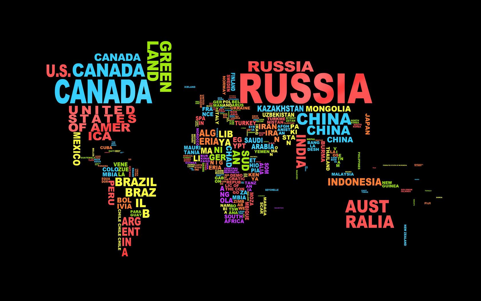 World Map Desktop Wallpapers Top Free World Map Desktop