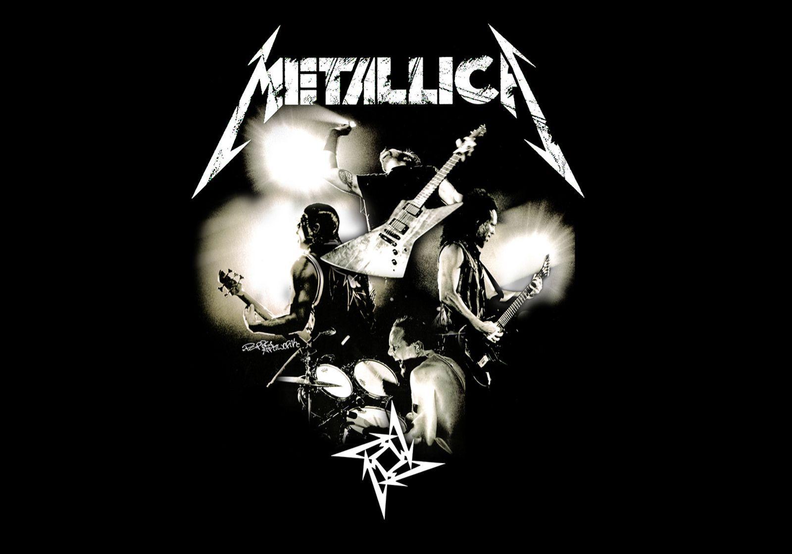 Metallica Wallpapers Top Free Metallica Backgrounds Wallpaperaccess
