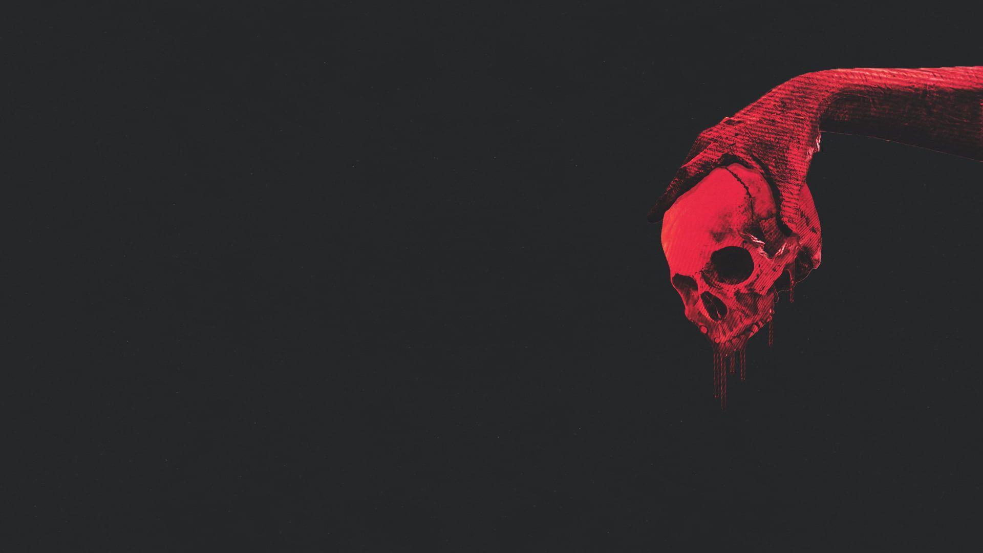 Skull Aesthetic Wallpapers