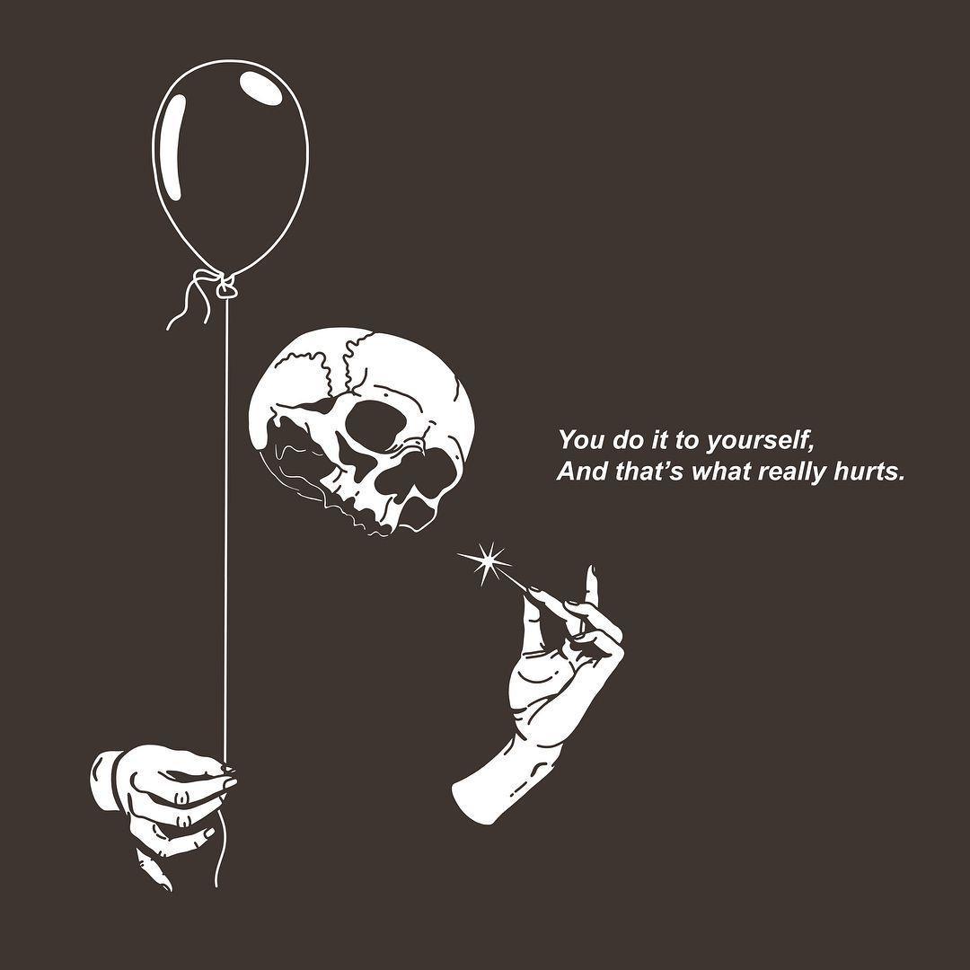 Skull Aesthetic Wallpapers - Top Free Skull Aesthetic ...