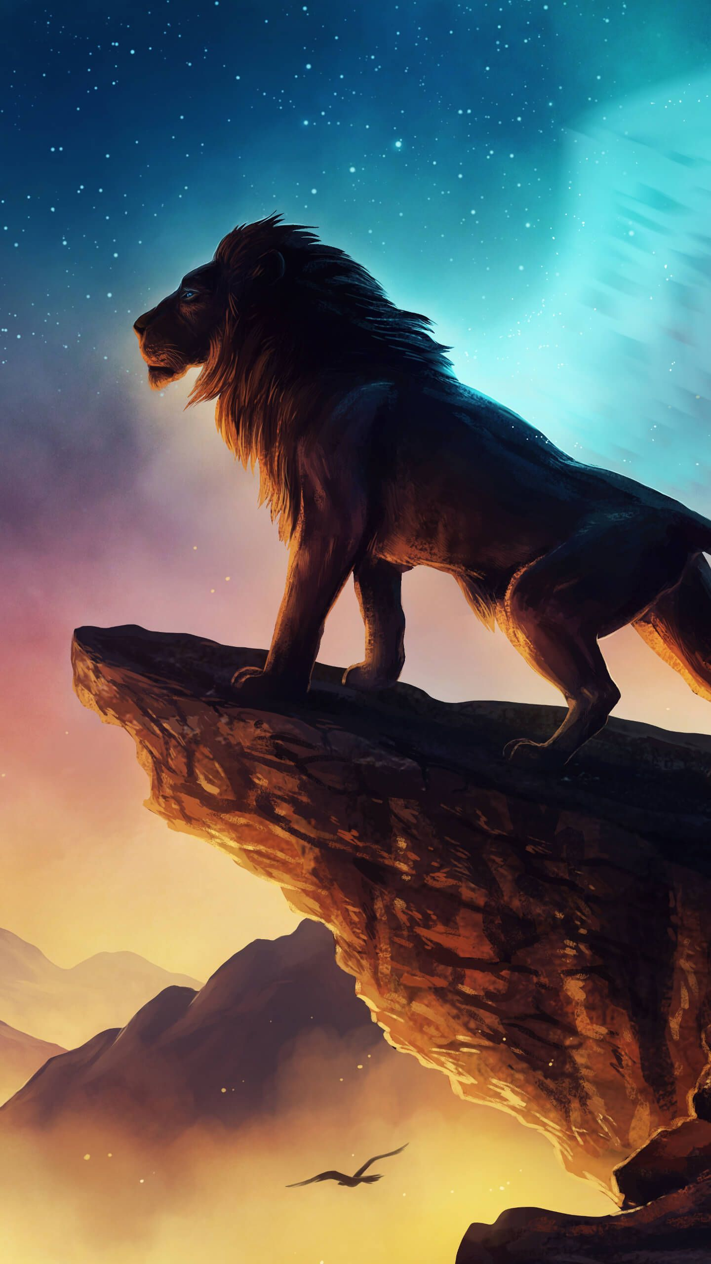 Lion King 4K Wallpapers - Top Free Lion King 4K Backgrounds
