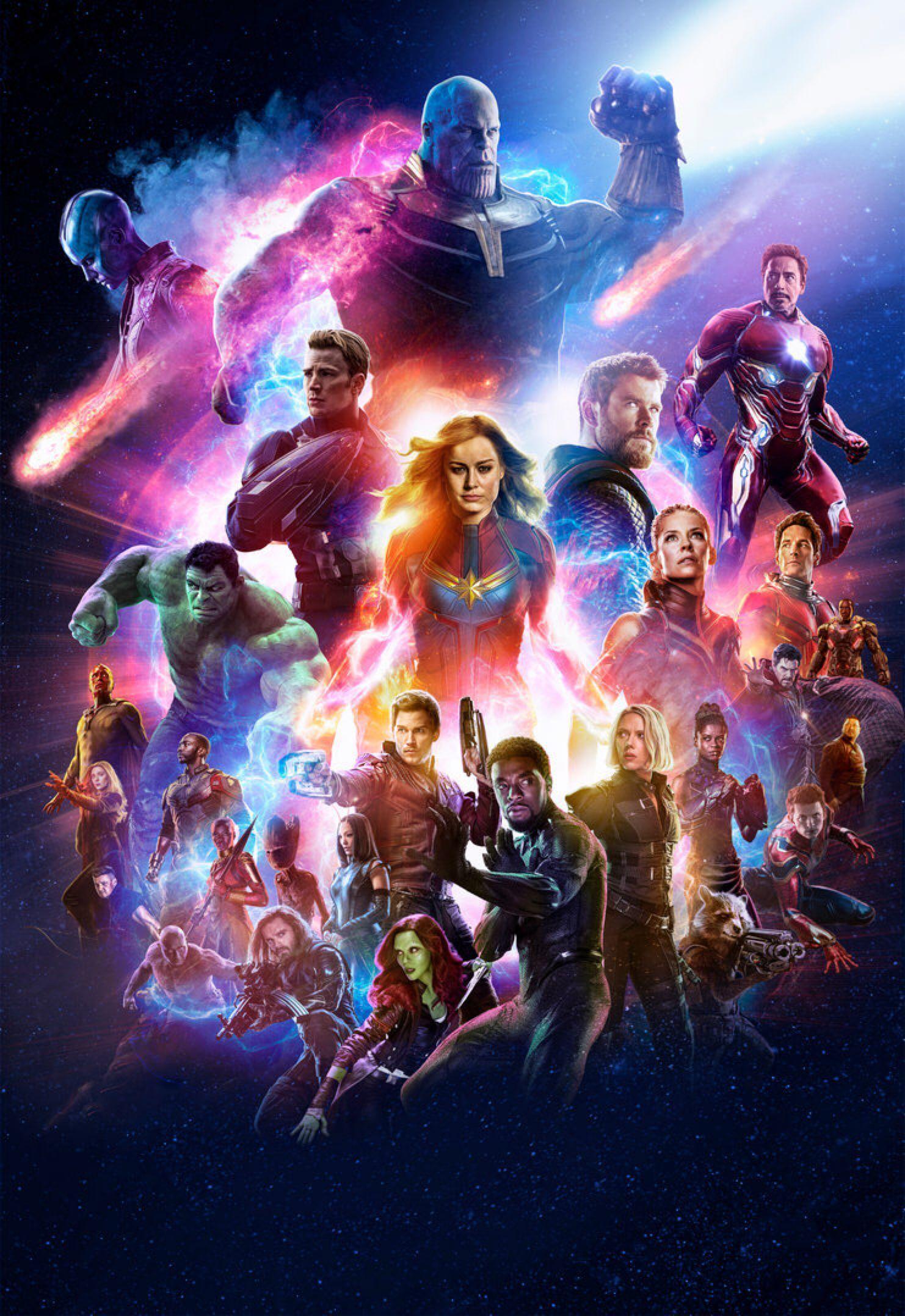 Superheroes Endgame Wallpapers Top Free Superheroes Endgame