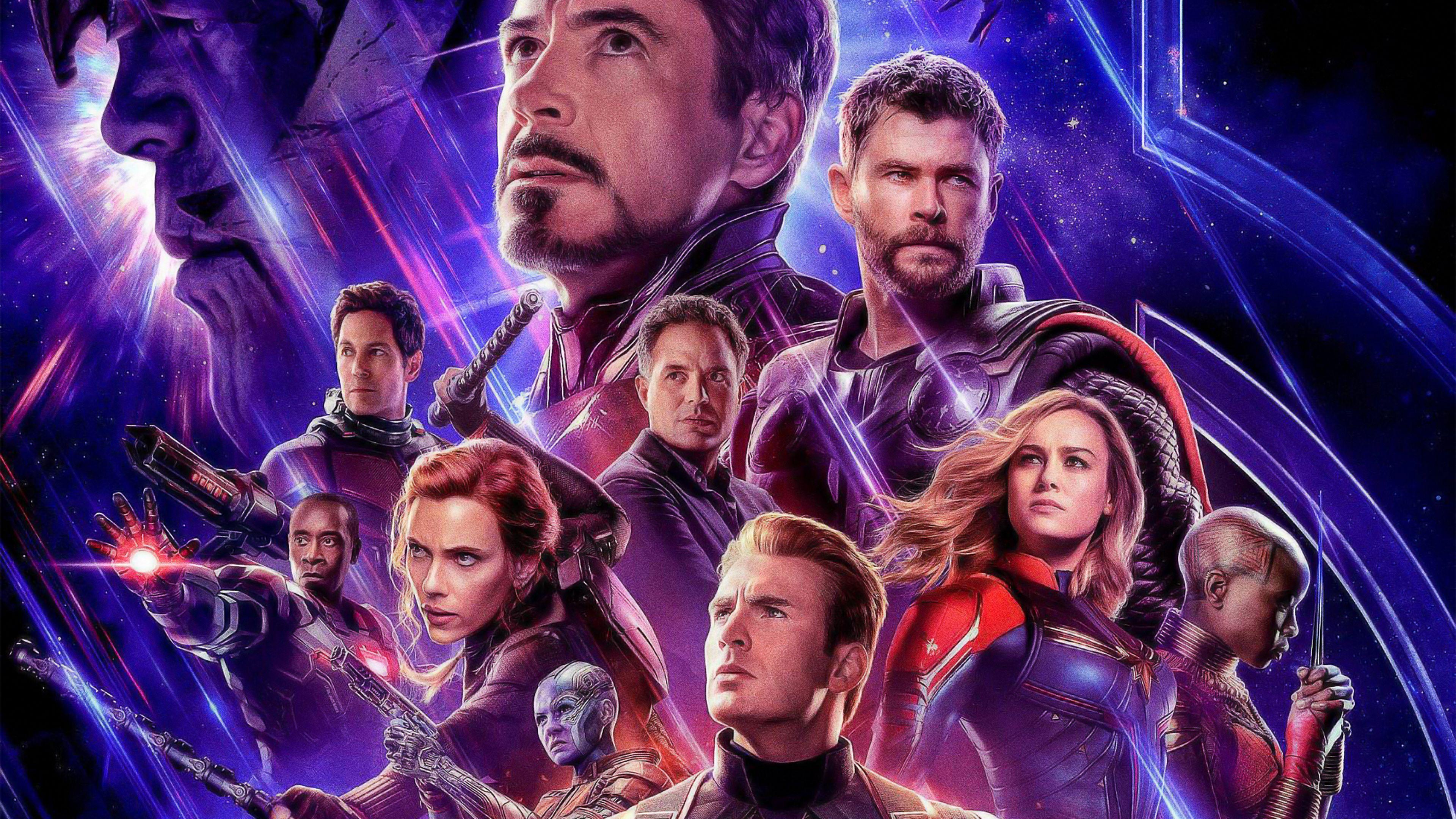 Avengers Endgame Laptop Wallpapers Top Free Avengers Endgame