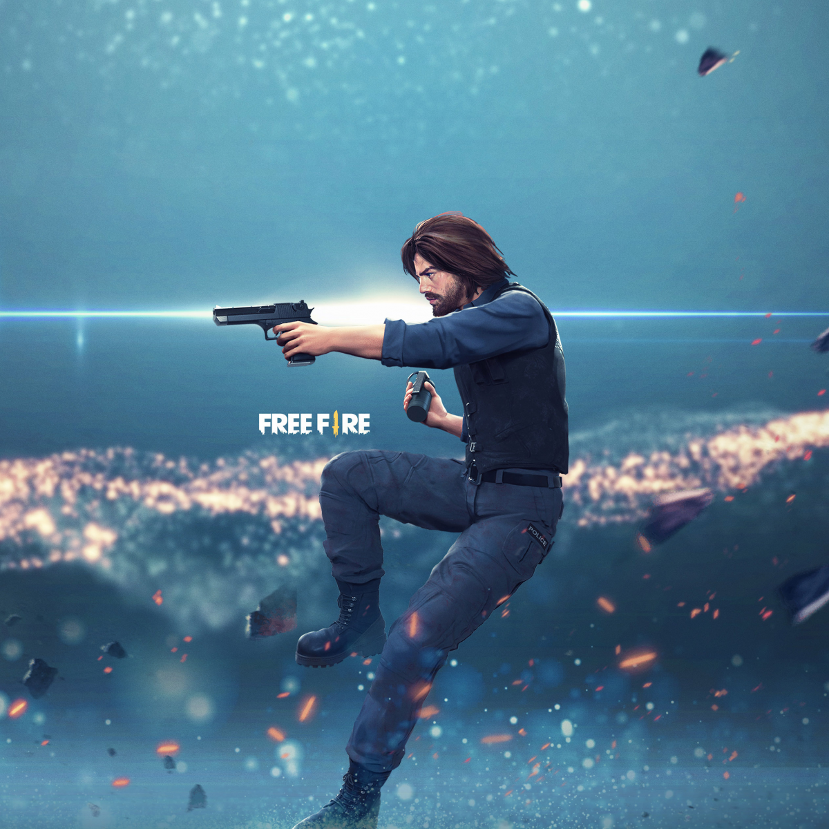 Free Fire Wallpapers Top Free Free Fire Backgrounds