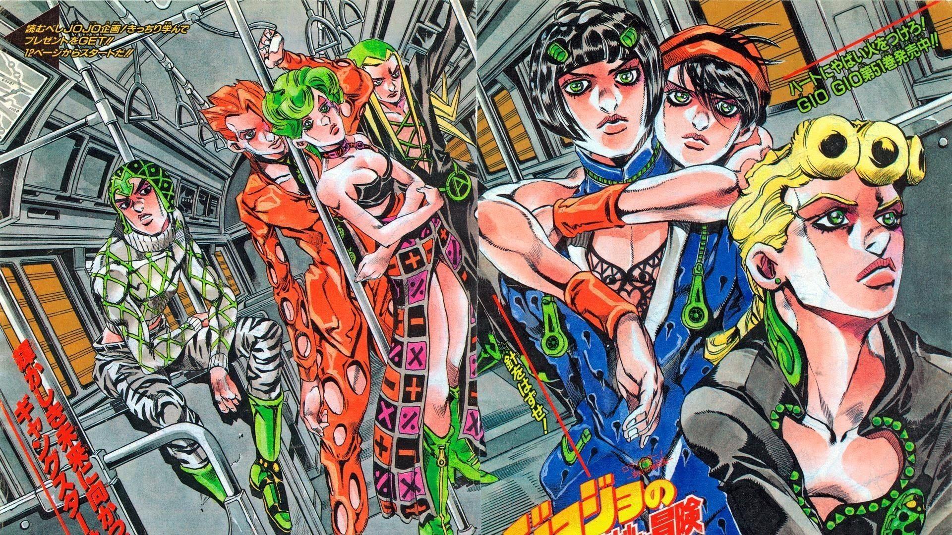 Jojo Wallpapers Top Free Jojo Backgrounds Wallpaperaccess