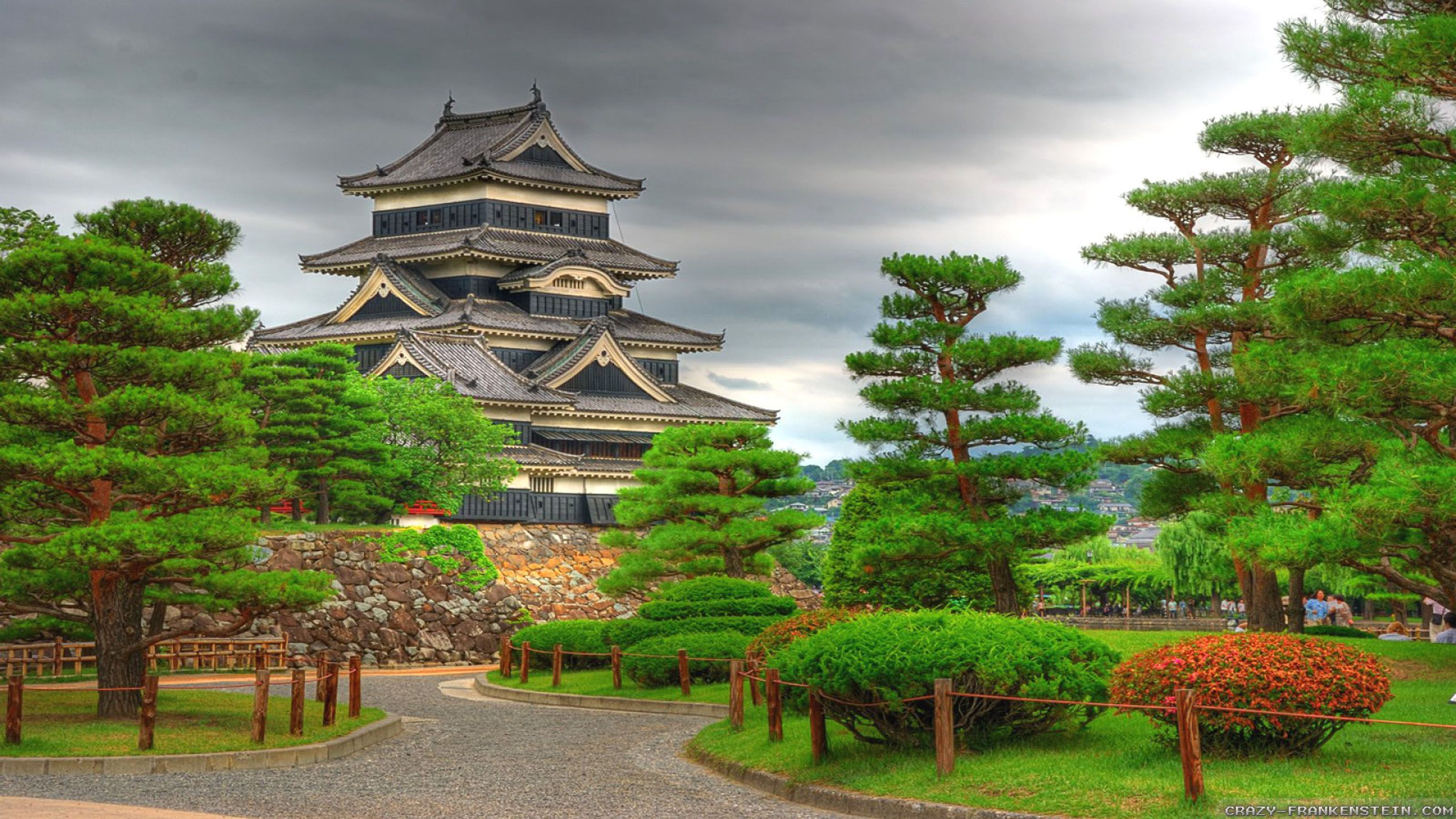 Japanese Castle Wallpapers Top Free Japanese Castle