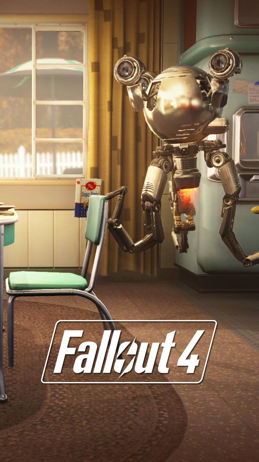Fallout 4 Phone Wallpapers Top Free Fallout 4 Phone