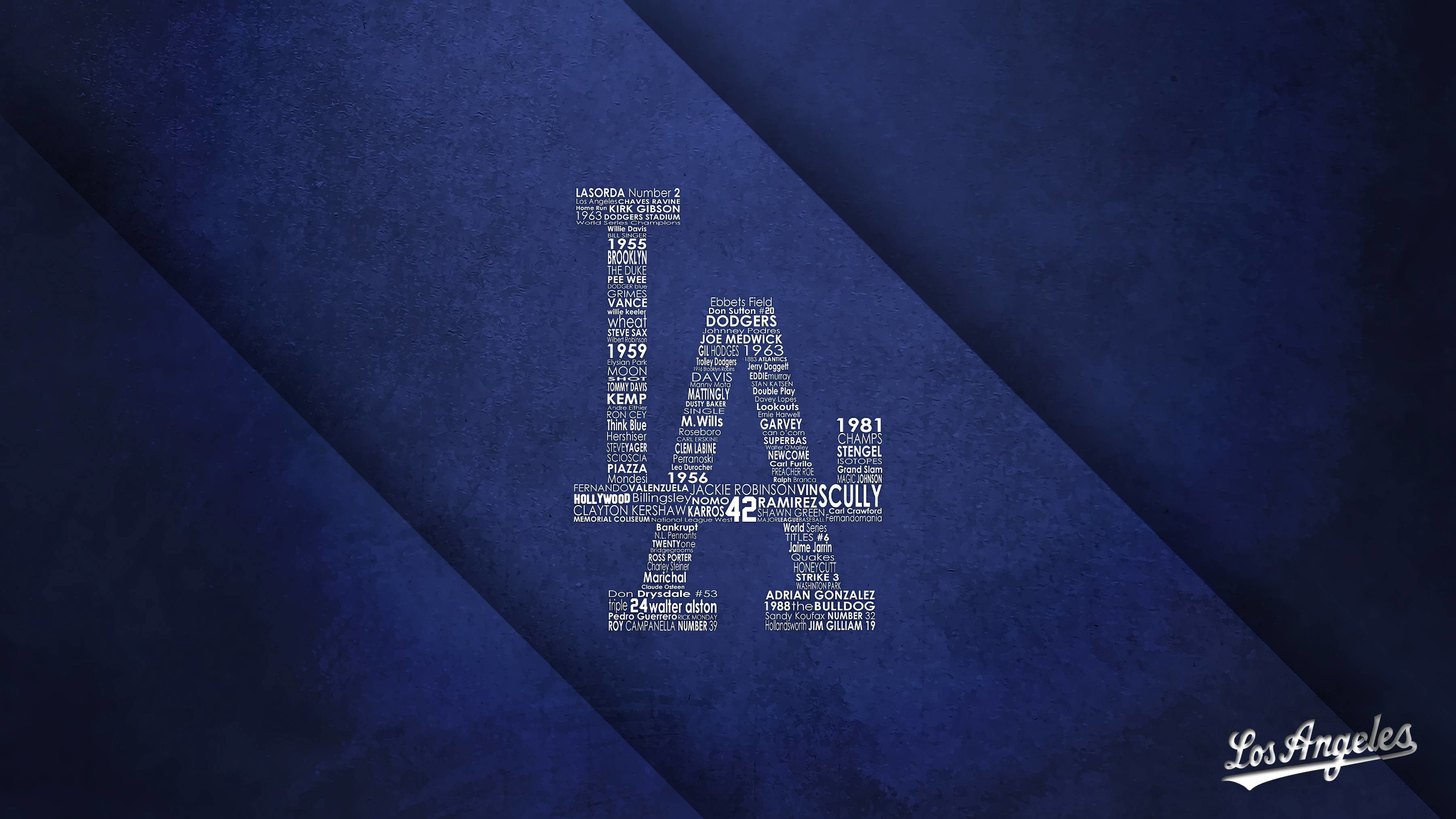 Los Angeles Dodgers Wallpapers Top Free Los Angeles