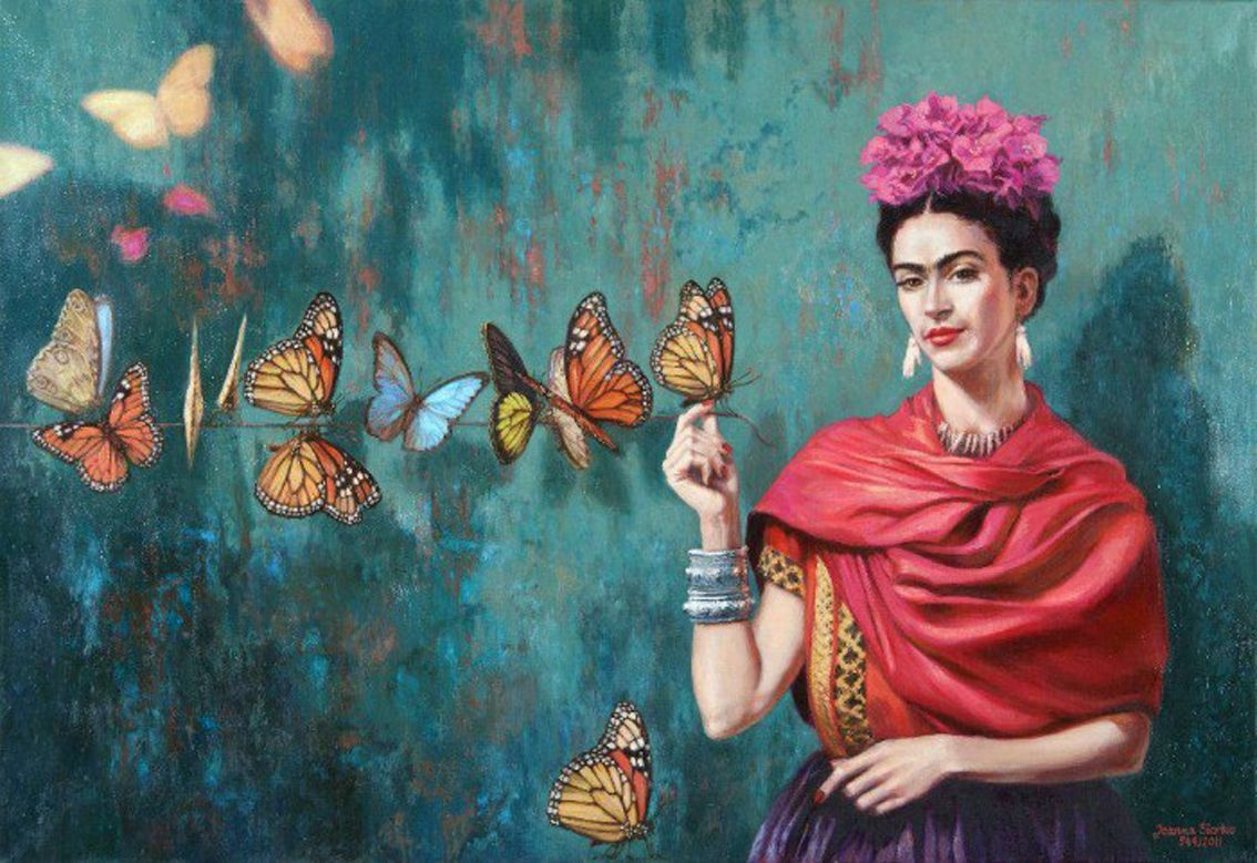 Frida Kahlo Desktop Wallpapers Top Free Frida Kahlo