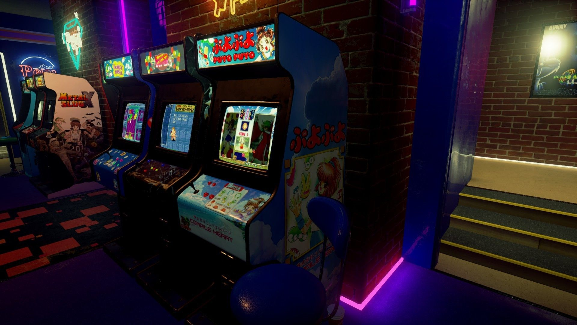 Arcade Games Wallpapers Top Free Arcade Games Backgrounds