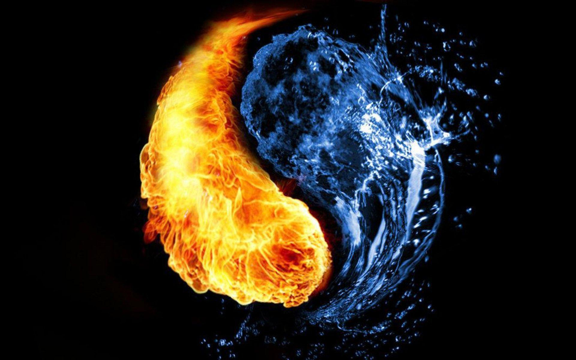 Image result for water and fire